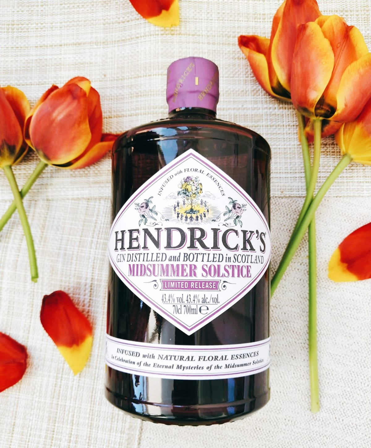 hendricks spring gin review
