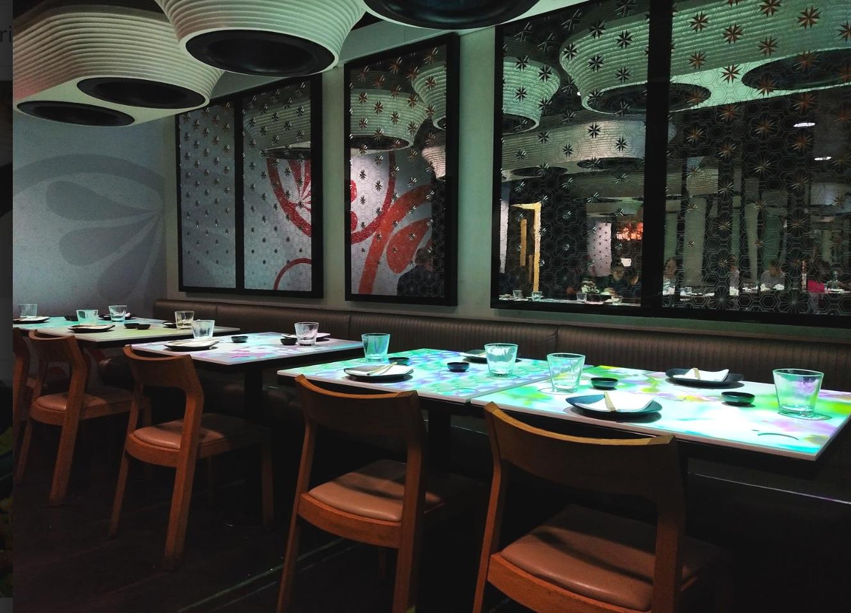 Inamo Soho restaurant review