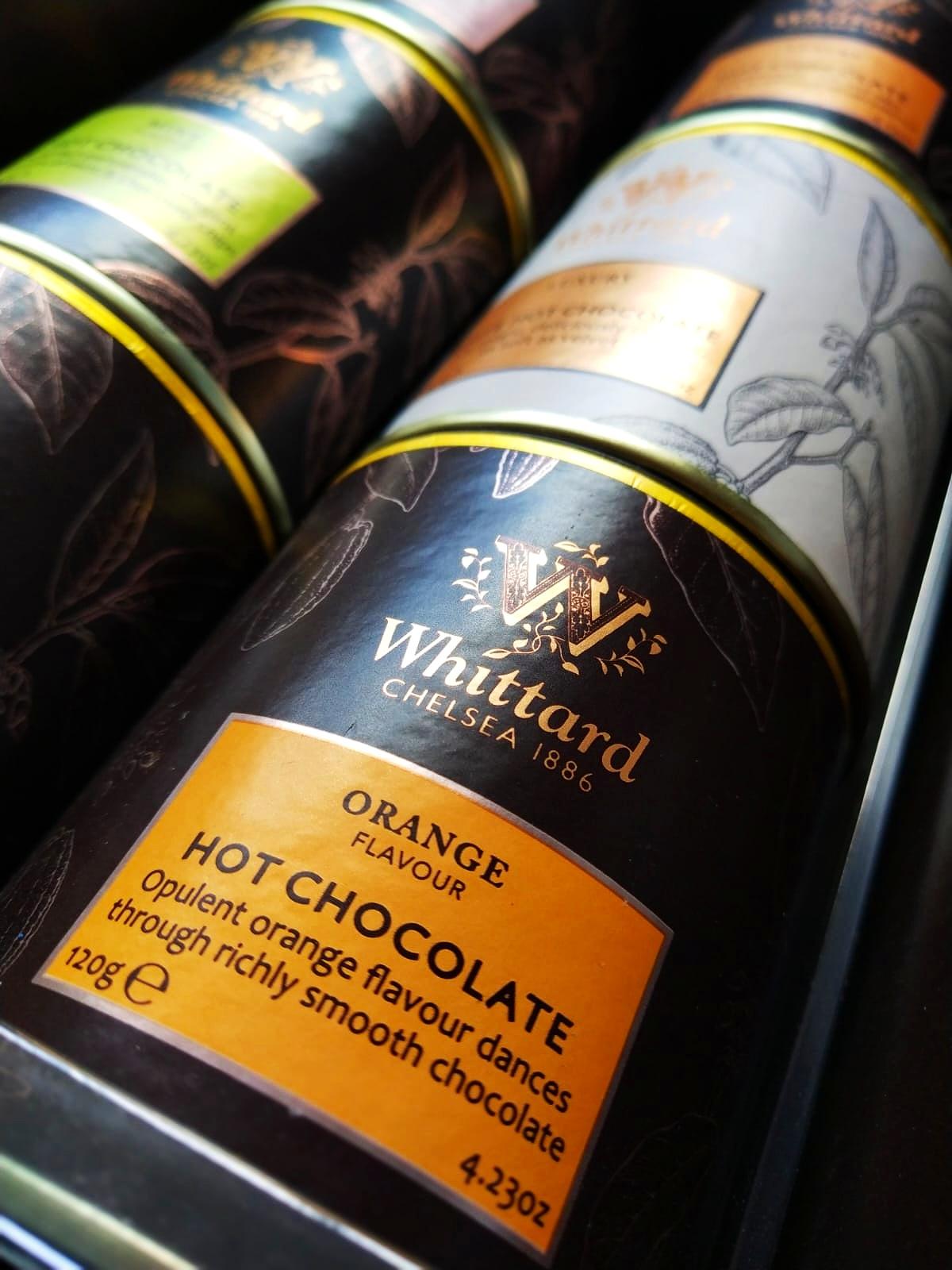 Whittard of Chelsea 1886 Hot chocolate