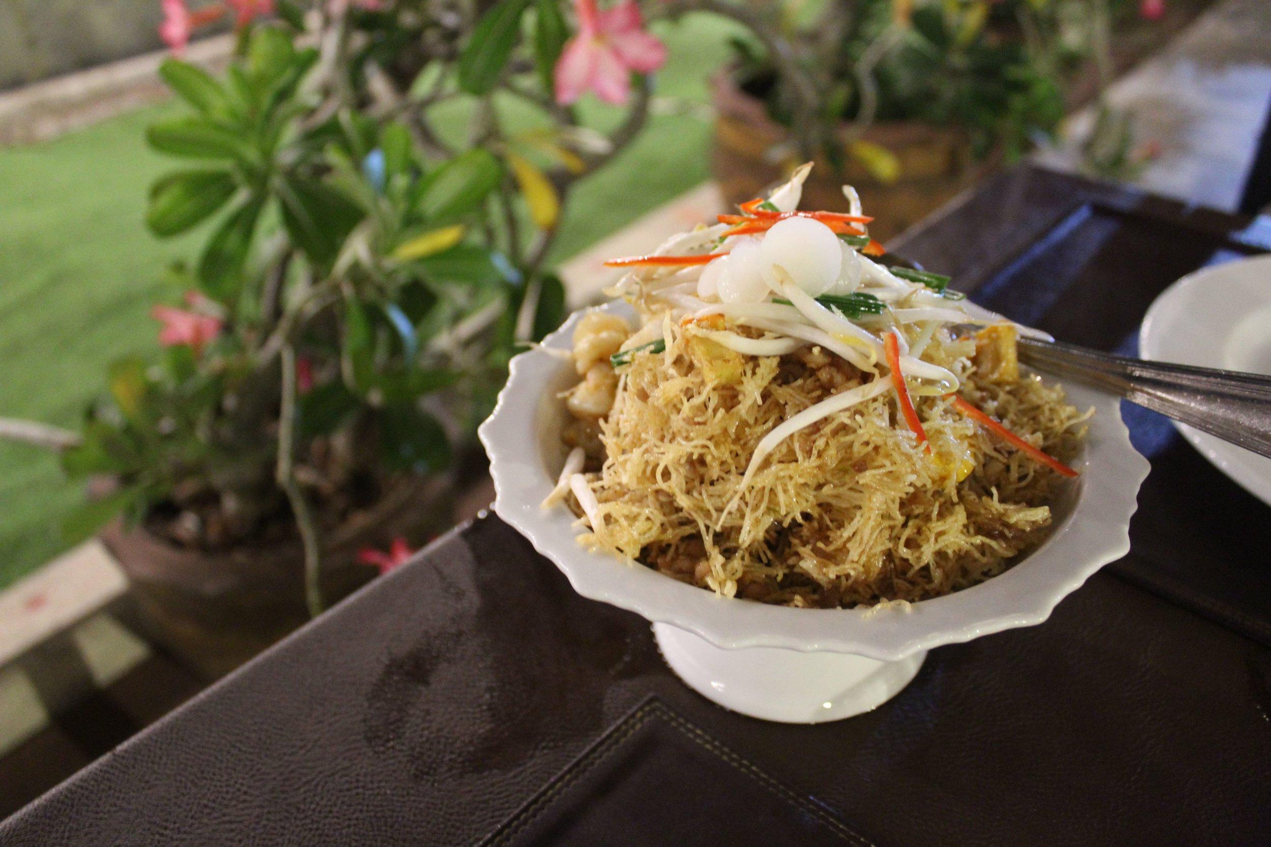 Supatra River House restaurant review Bangkok