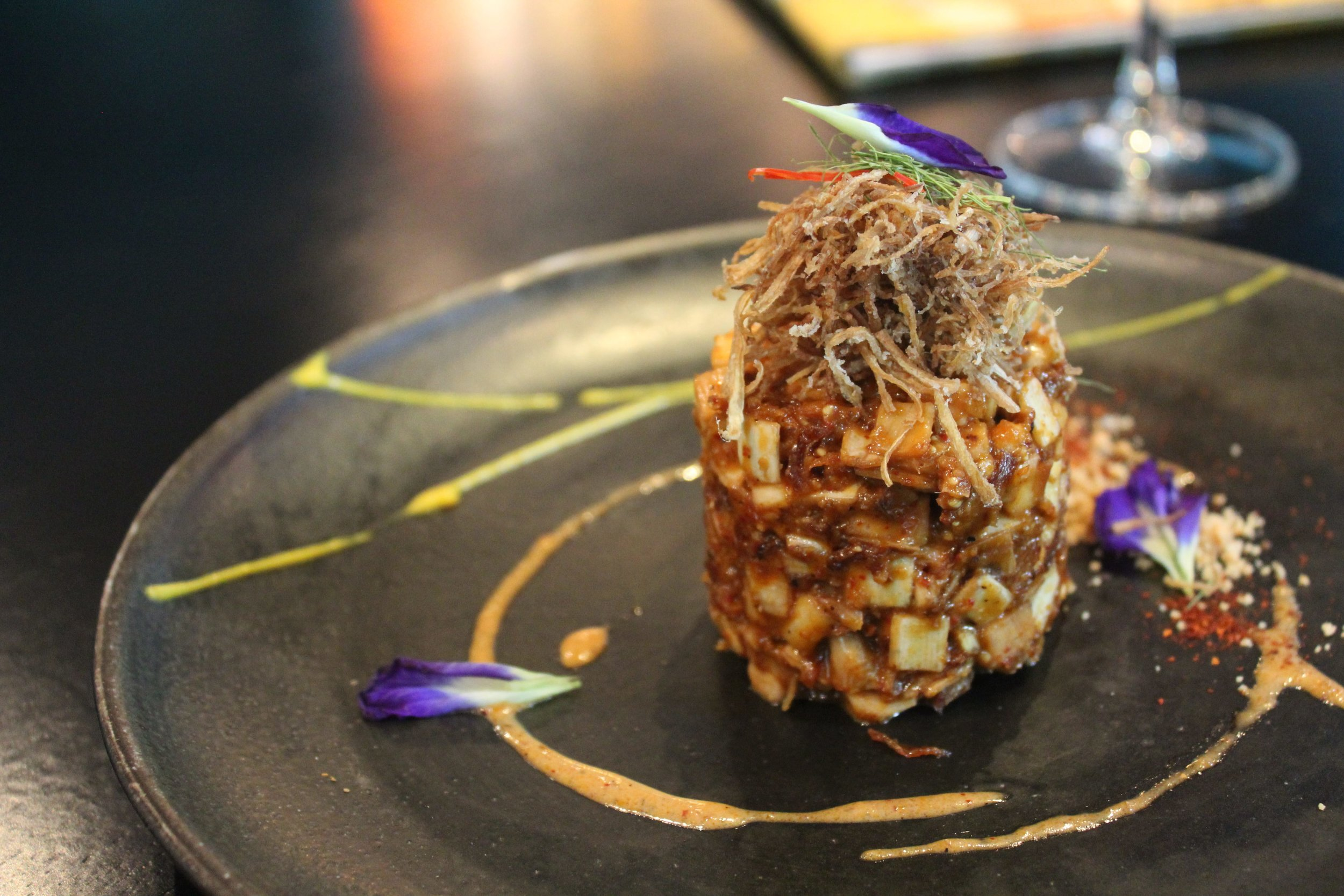Issaya Siamese Club restaurant review Bangkok