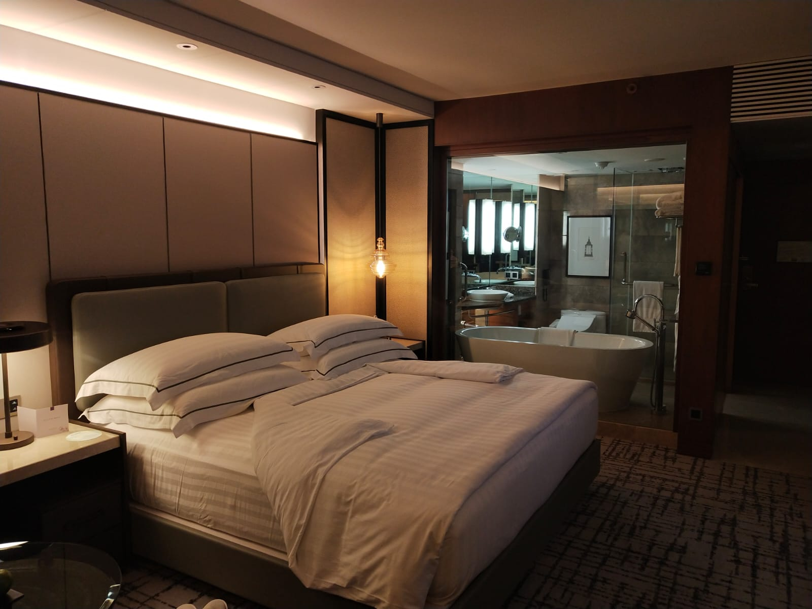 Conrad Bangkok Hotel Review