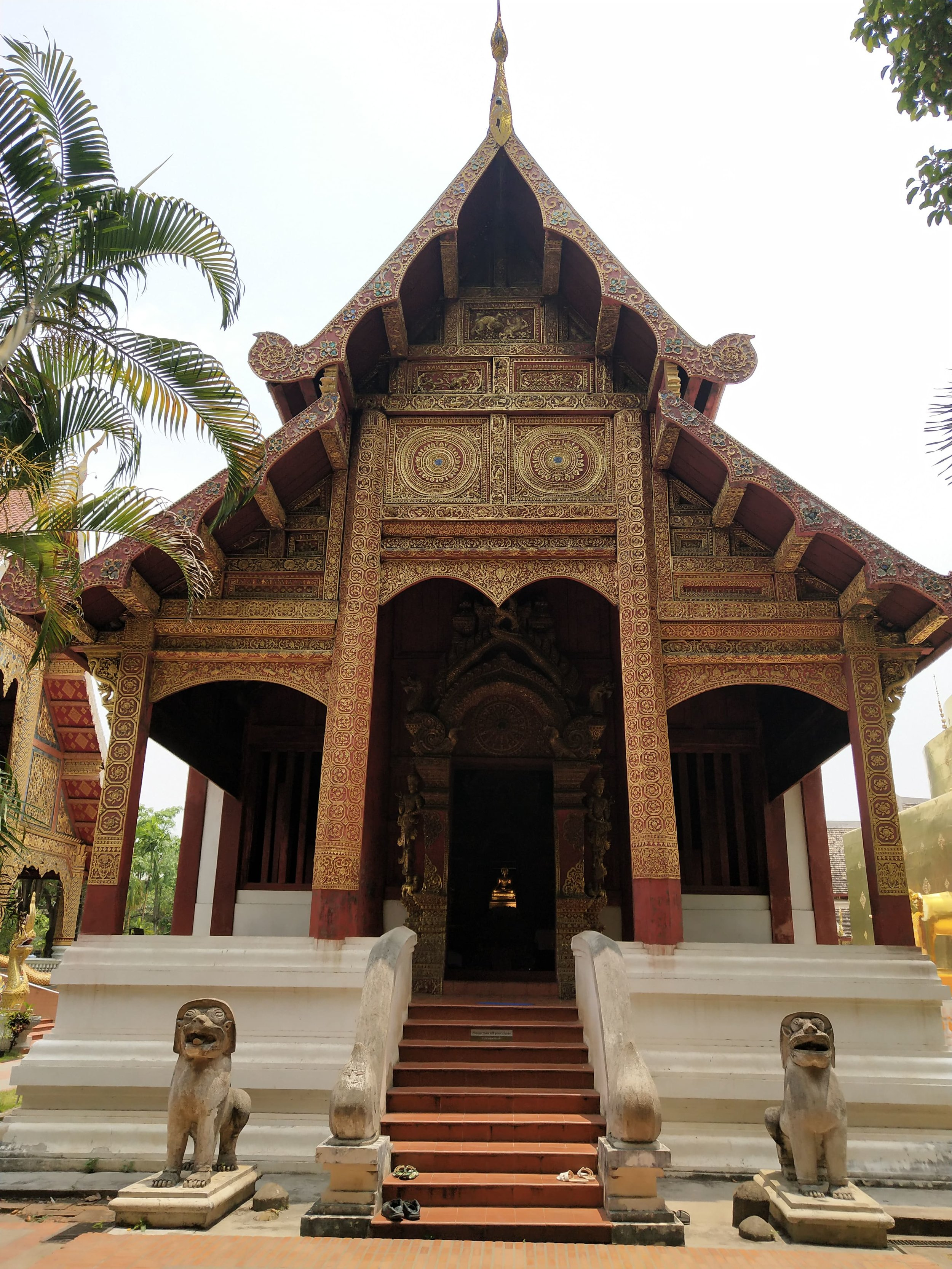 Chiang Mai Old Town travel guide