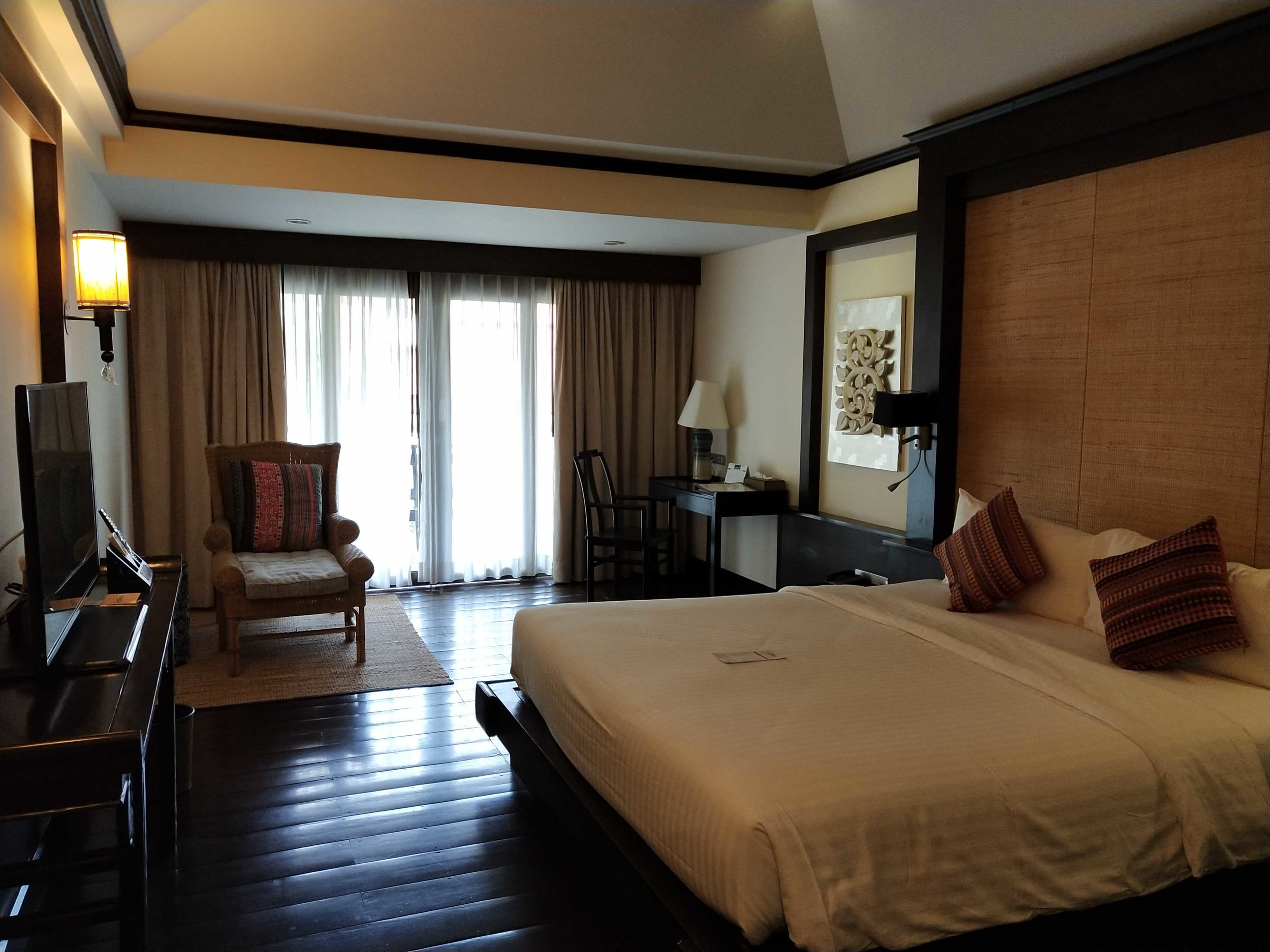 Bodhi Serene hotel Thailand