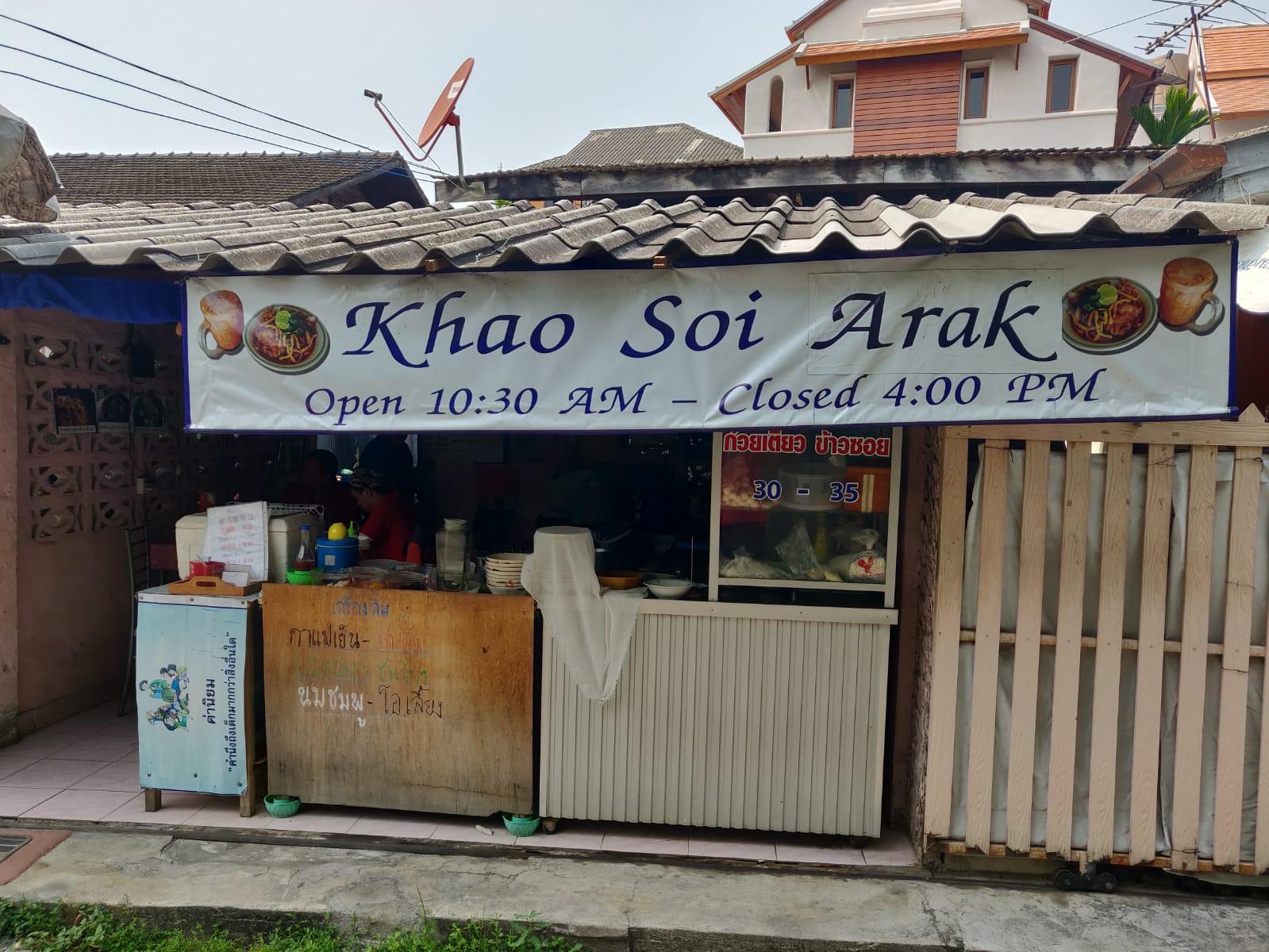 Khao Soi Arak