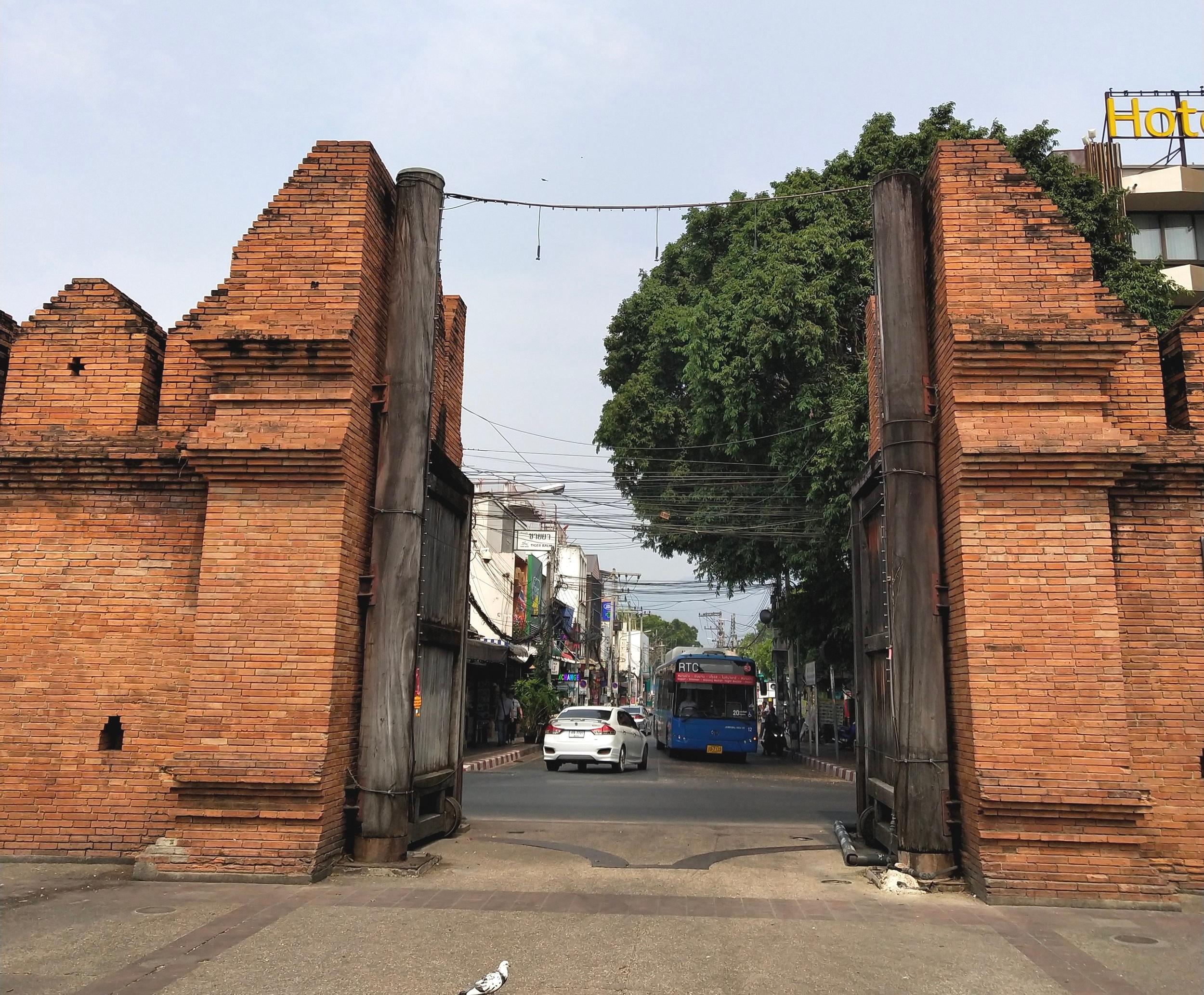 Pae Gate Chiang Mai