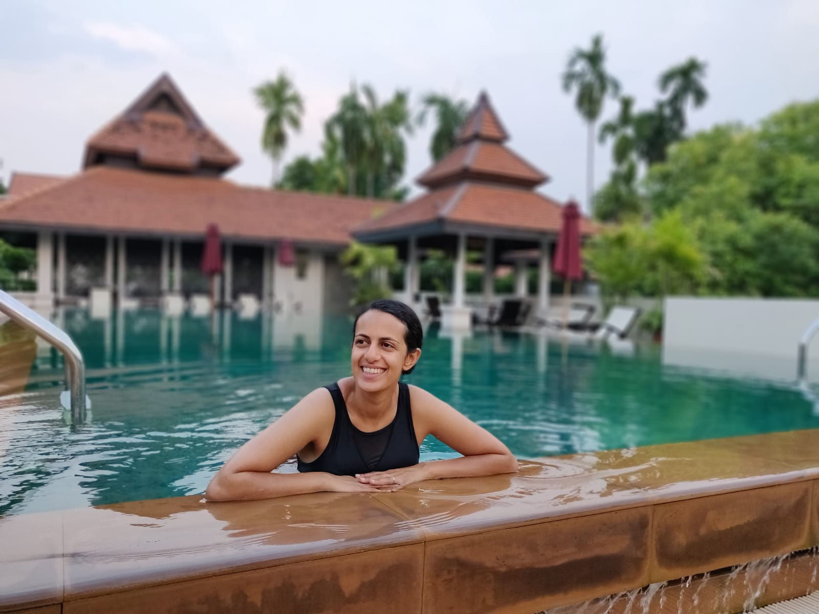 Swimming Pool Bodhi Serene Boutique Hotel Review