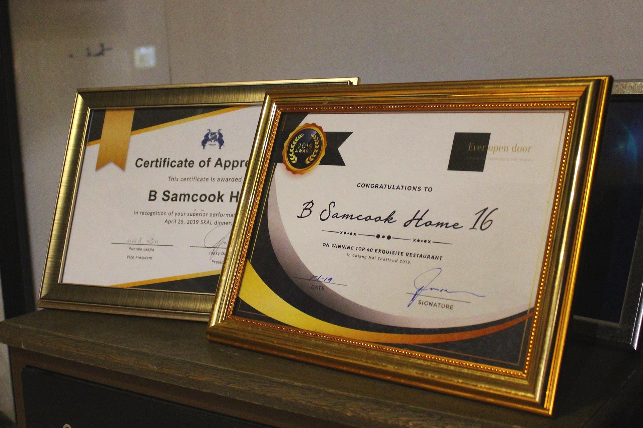 B Samcooks Chiang Mai restaurant review