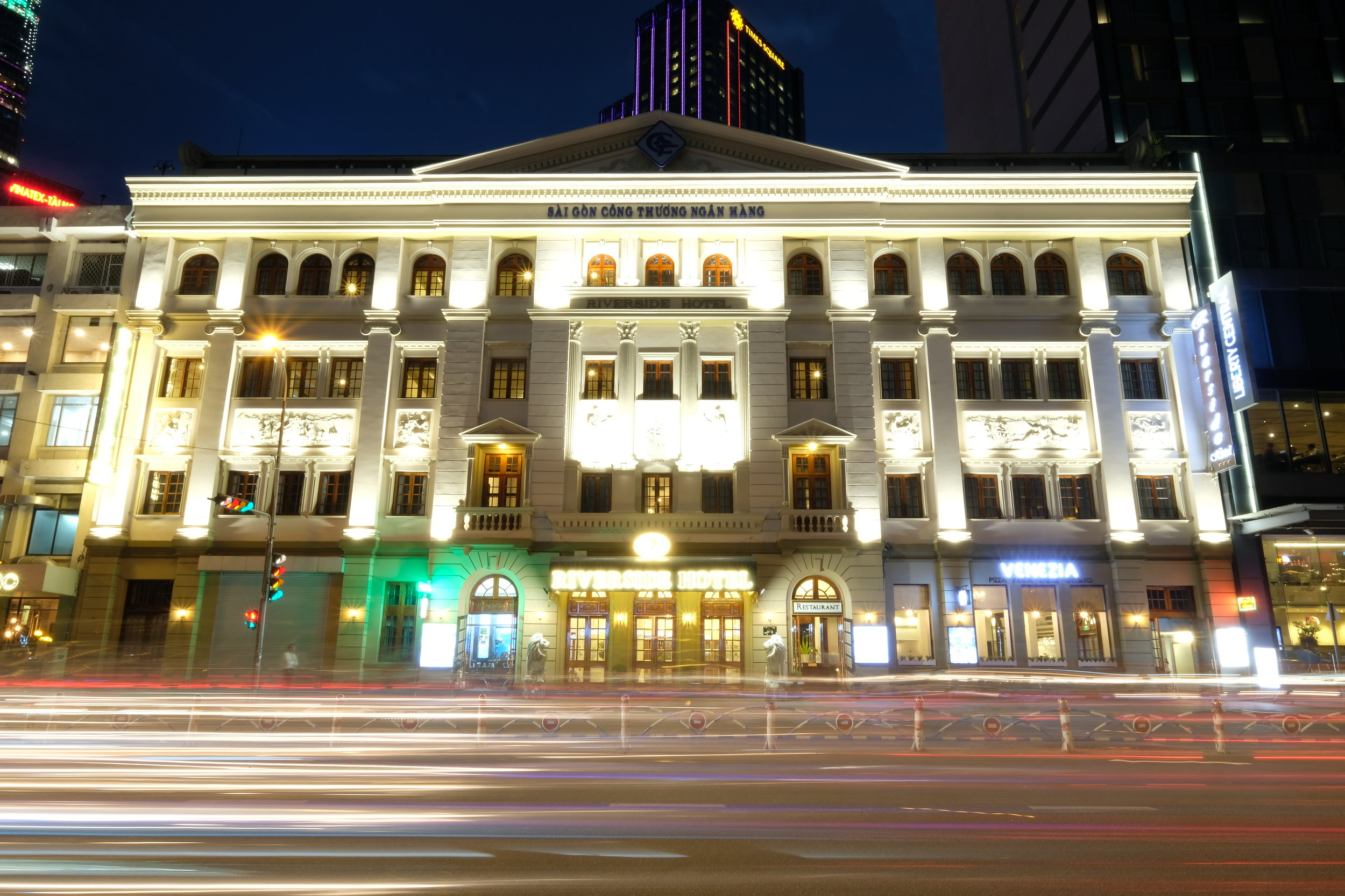 Riverside Hotel Saigon review