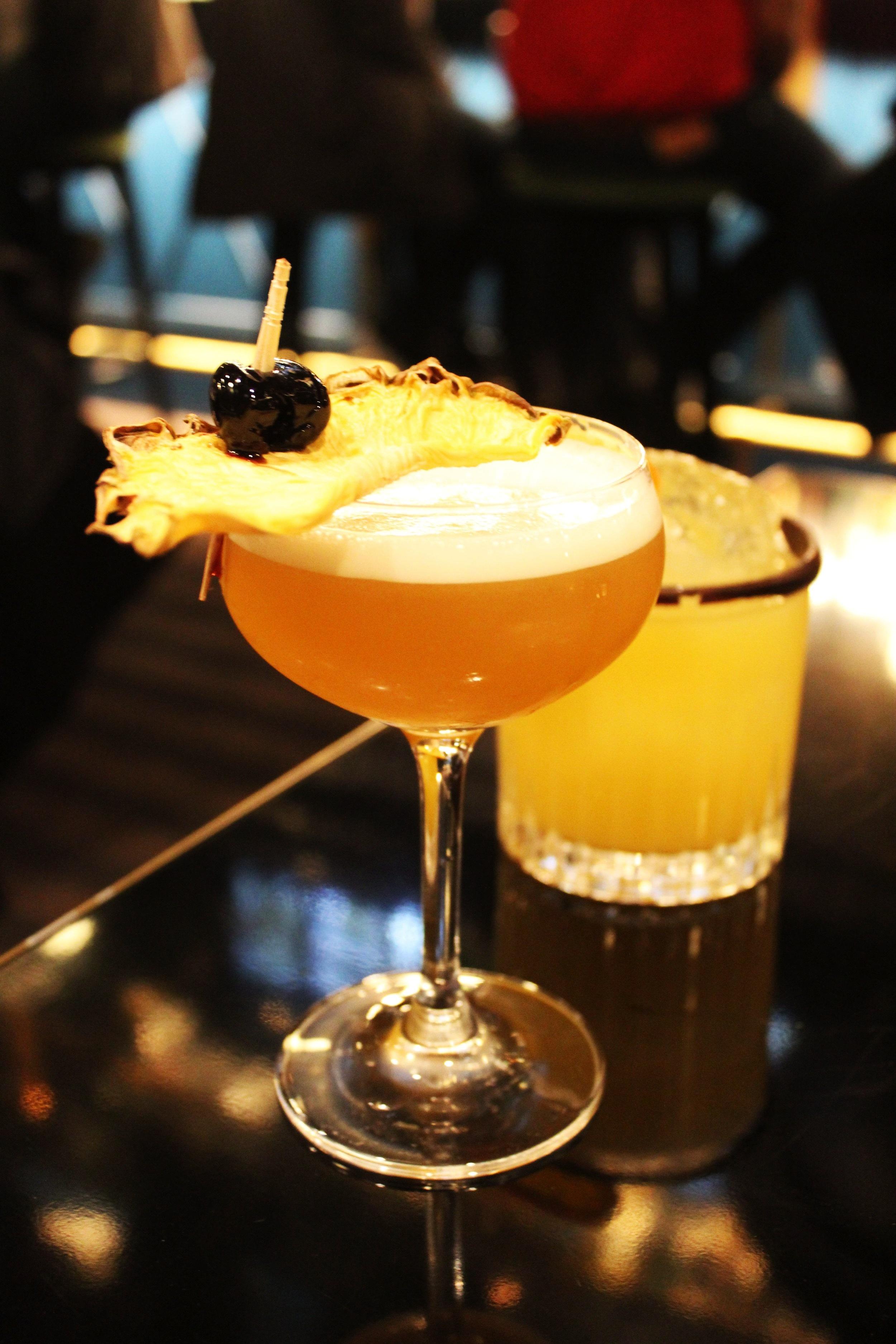 Ritorno serve a range of fabulous classic and signature cocktails