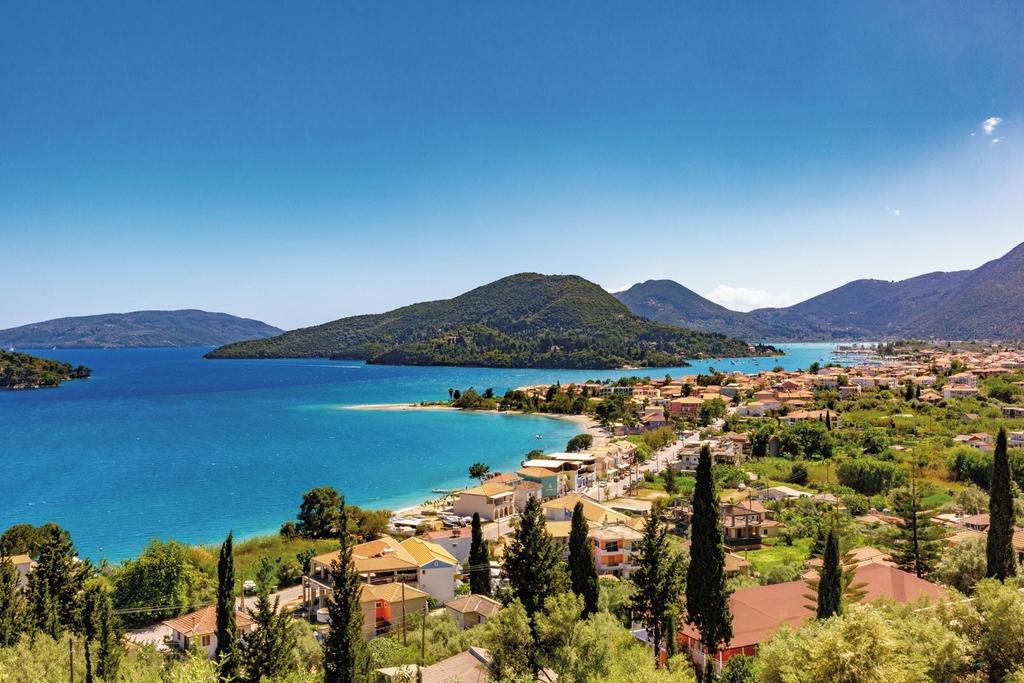 Lefkada - greek island