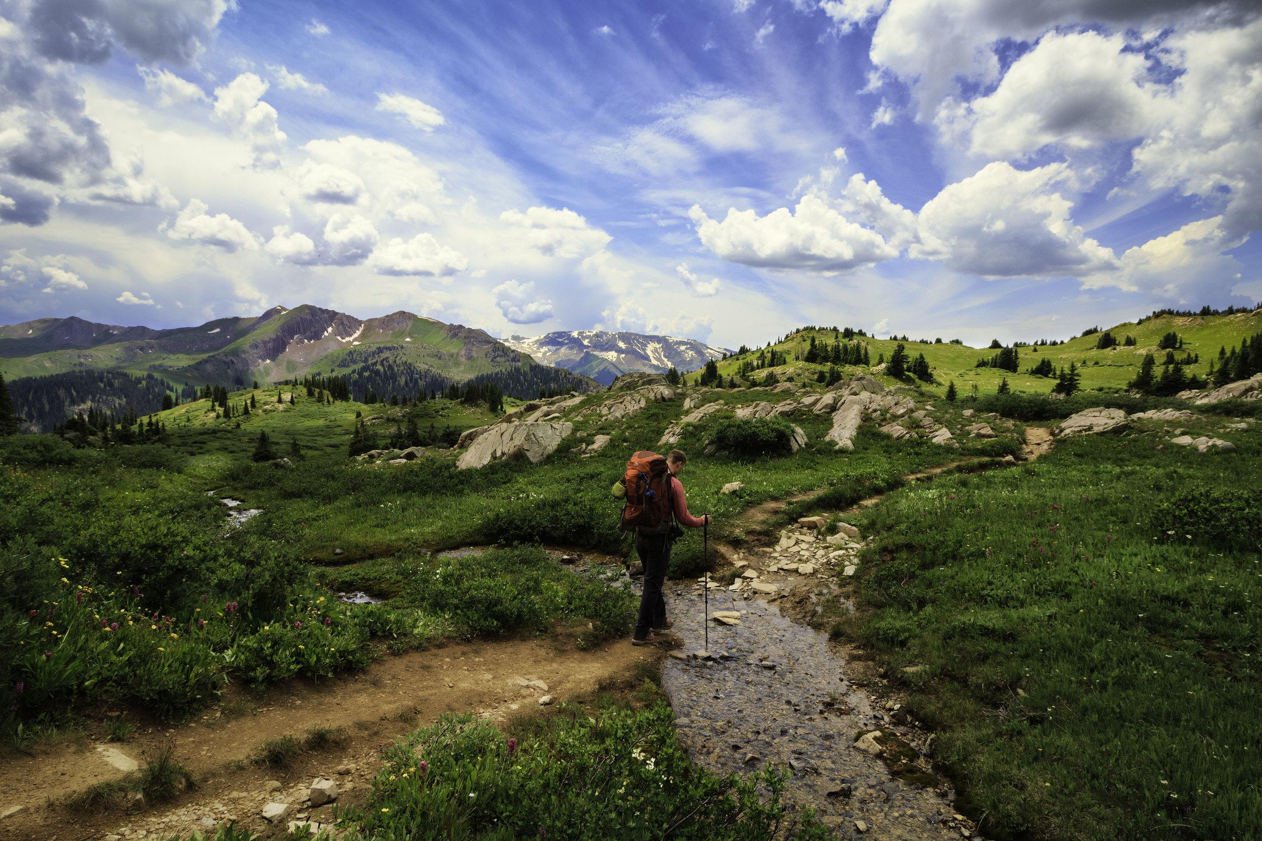 Four Pass Loop, Colorado