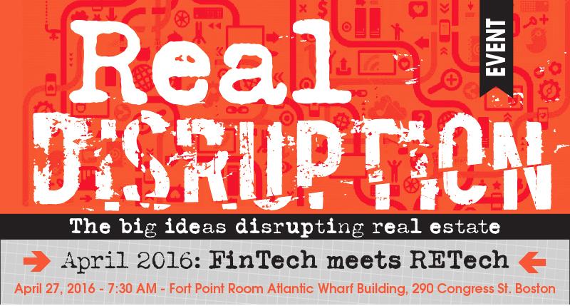 Real Disruption