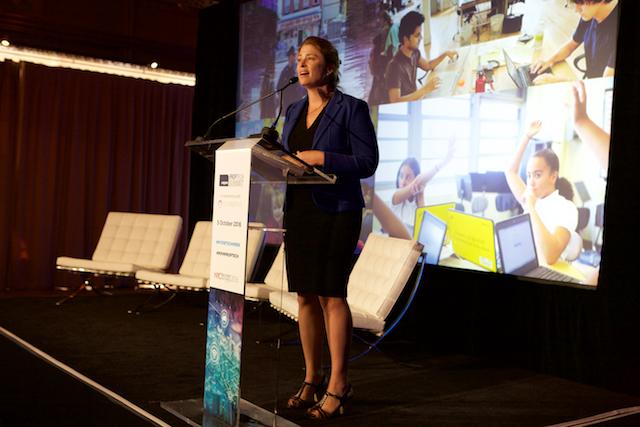 Alicia Glen, Deputy Mayor for Housing and Economic Development for NYC