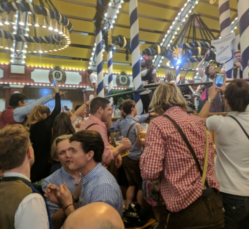 Fortuitously, ExpoReal starts right on the heels of Oktoberfest.