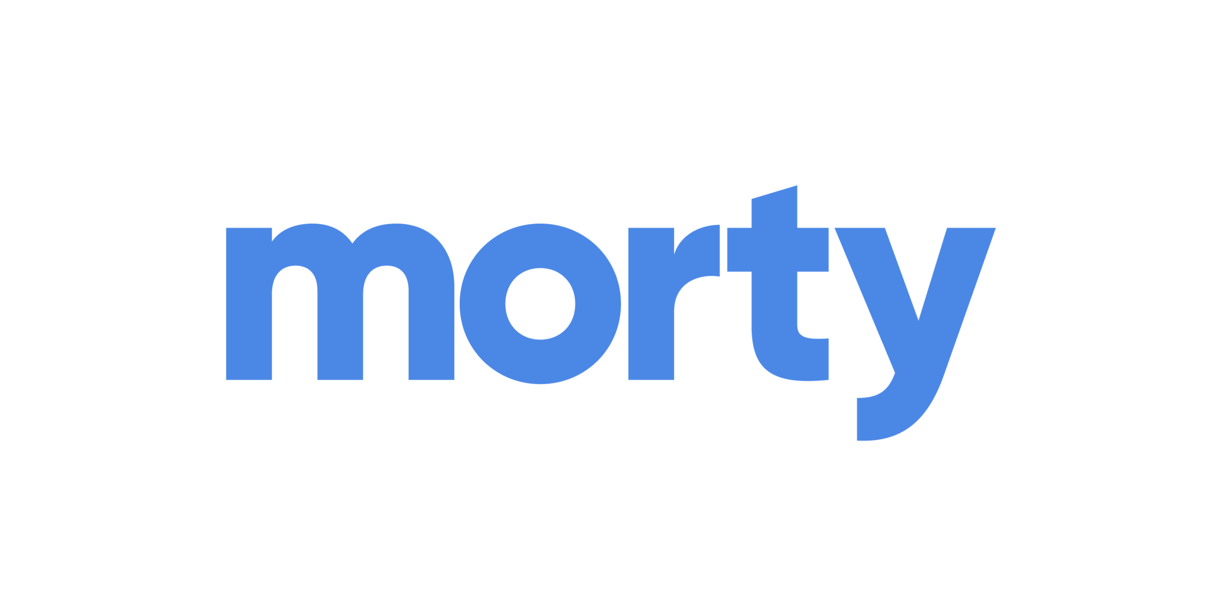Morty Morty is a mortgage marketplace that allows homebuyers to shop, compare - and close - any loan product from any lender, completely online.