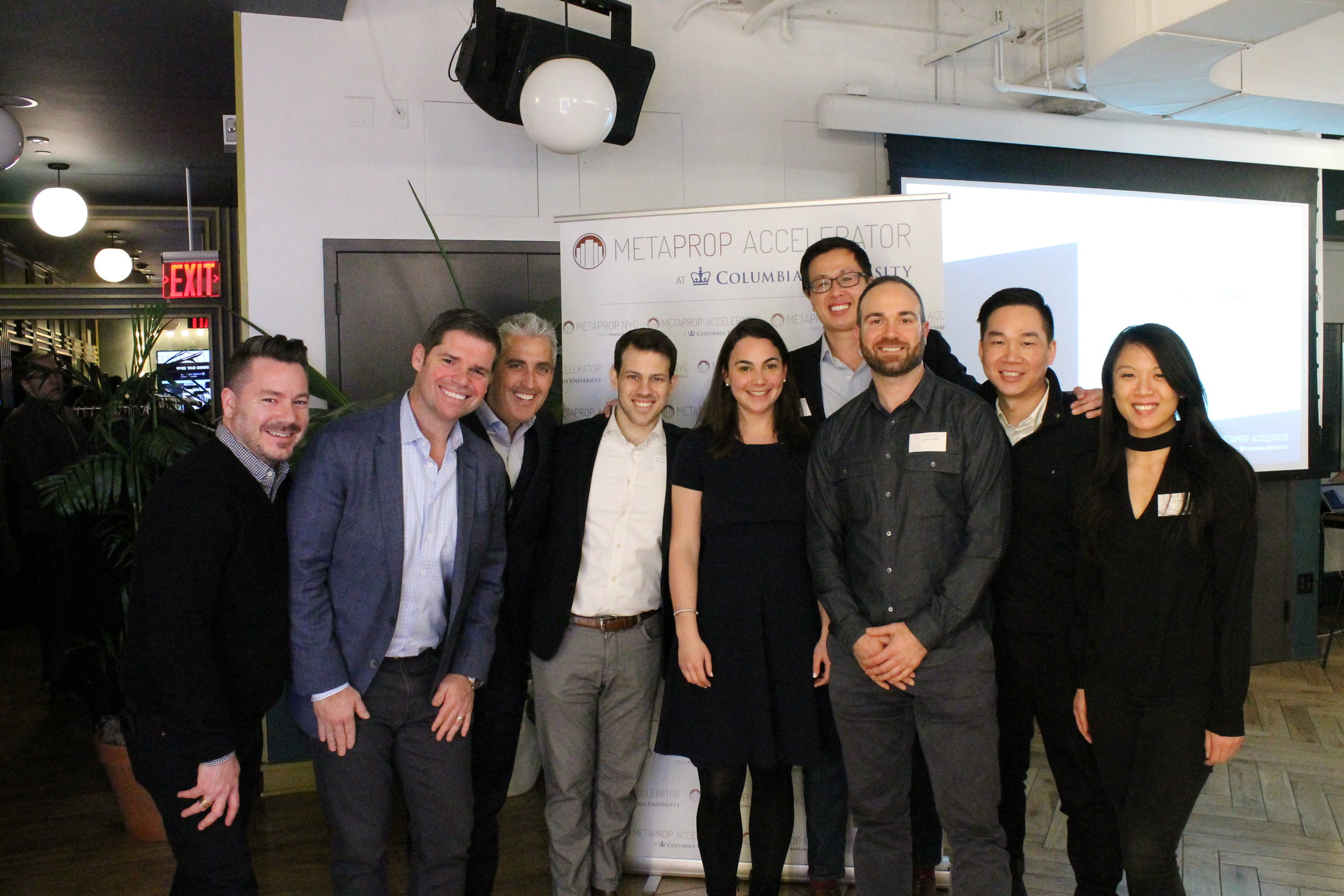 NYC Demo Day at WeWork PropTech VC