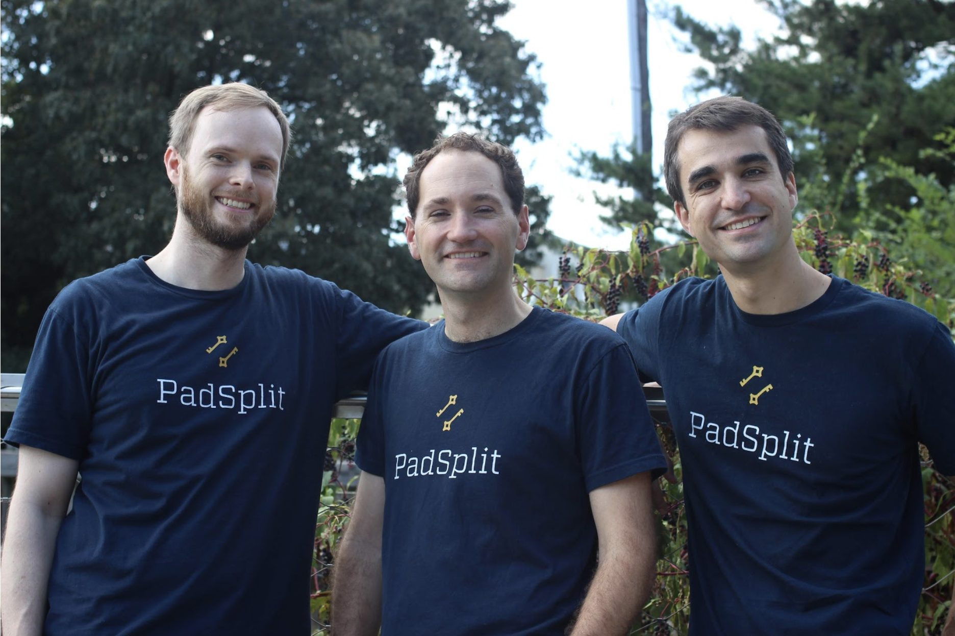 Padsplit founders MetaProp PropTech