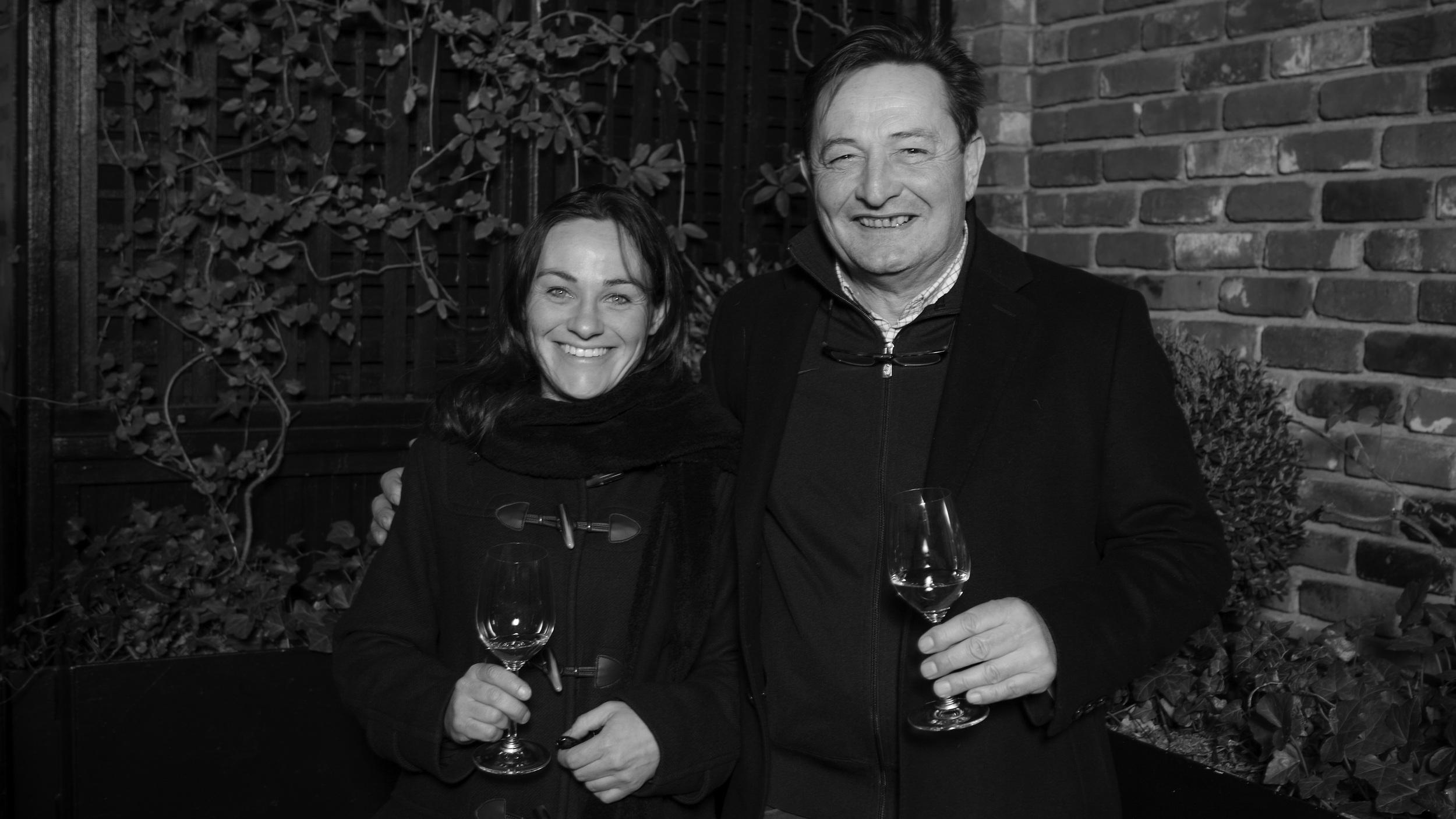 Caroline Gon & Dominique Lafon
