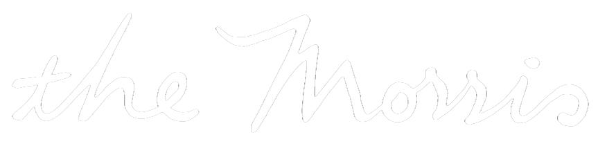 The Morris logo white.png