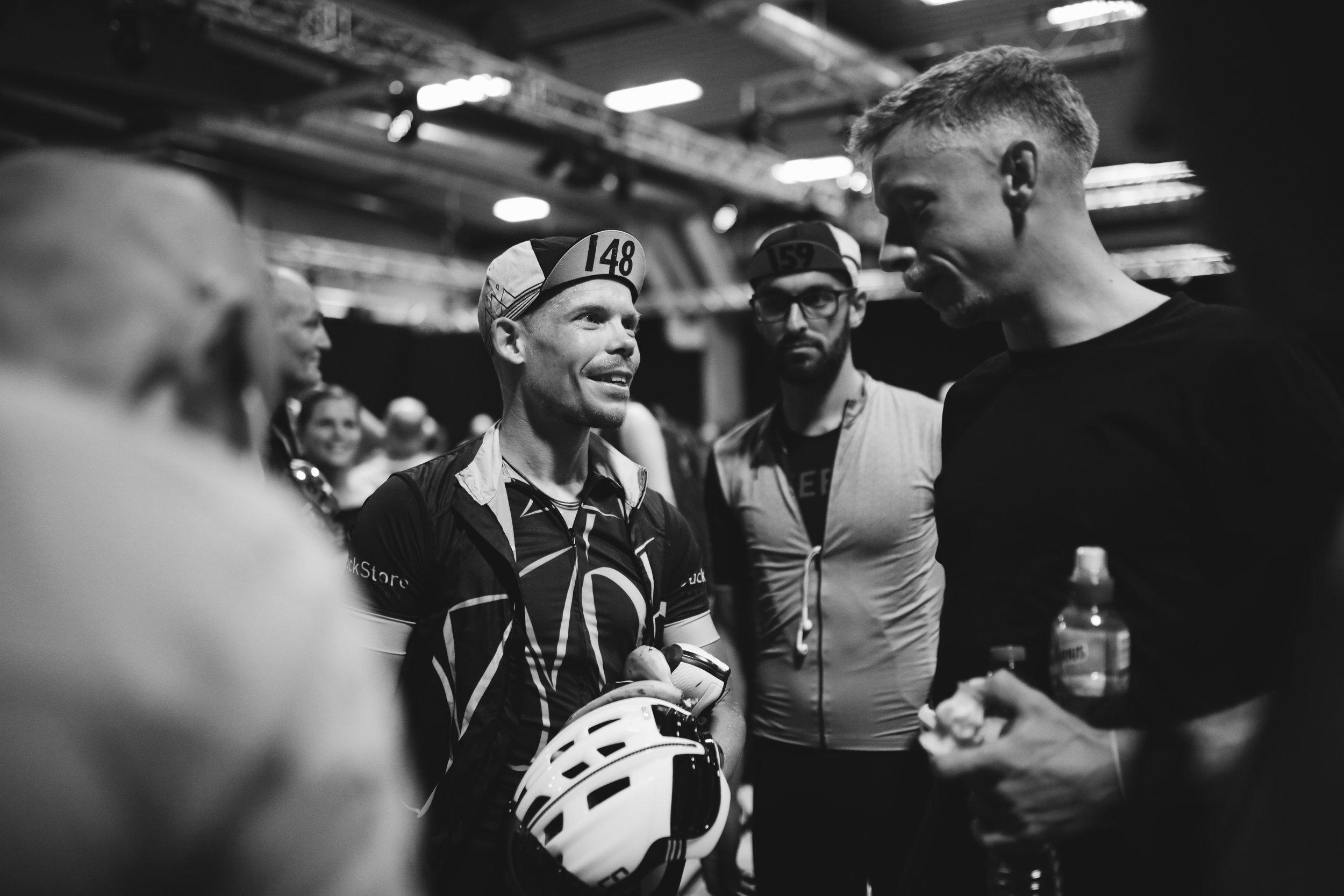 RACE REPORT - Credits: James Robertson