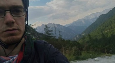 """Yannick Banville (#78) """"By far the most emotionally hard day of the last 5 days... I love the climbs but when it takes you like 6h to cover 25km it's just hard. 190km with 3600m of elevation gain.. #tcrno6  #TCRNo6cap78 """""""