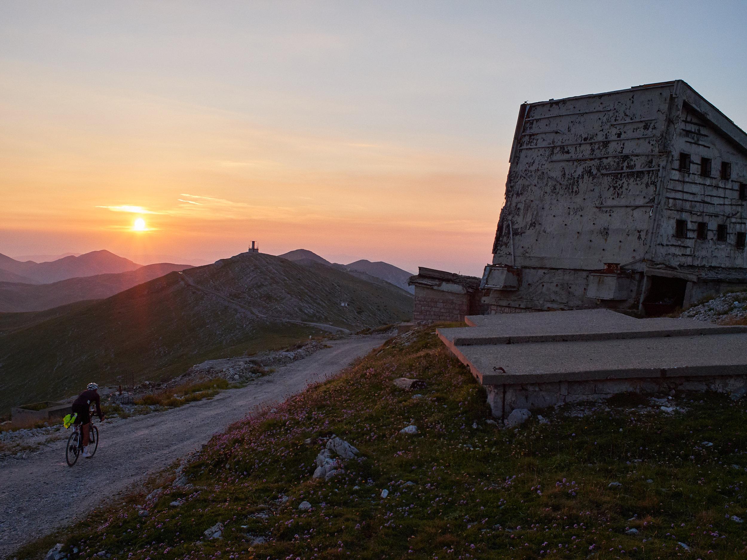 Bjelašnica James Hayden sunset.jpg