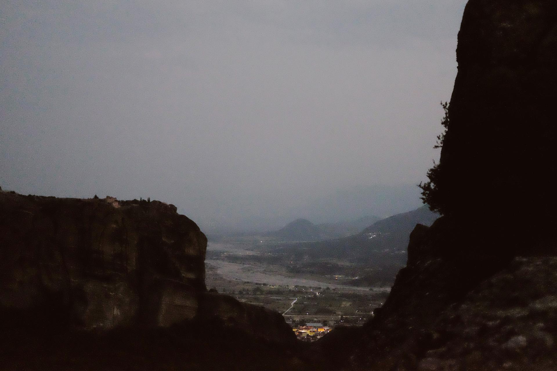 FINISH Meteora, Greece