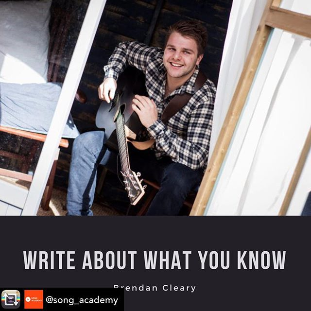 I absolutely love working for this company! Please do enter the songwriting competition this year if you're 18 or under. I entered it myself and it was one of the best things I did! @song_academy