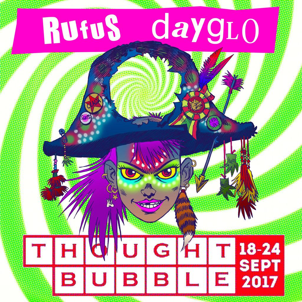 leeds thought bubble 2017 rufus