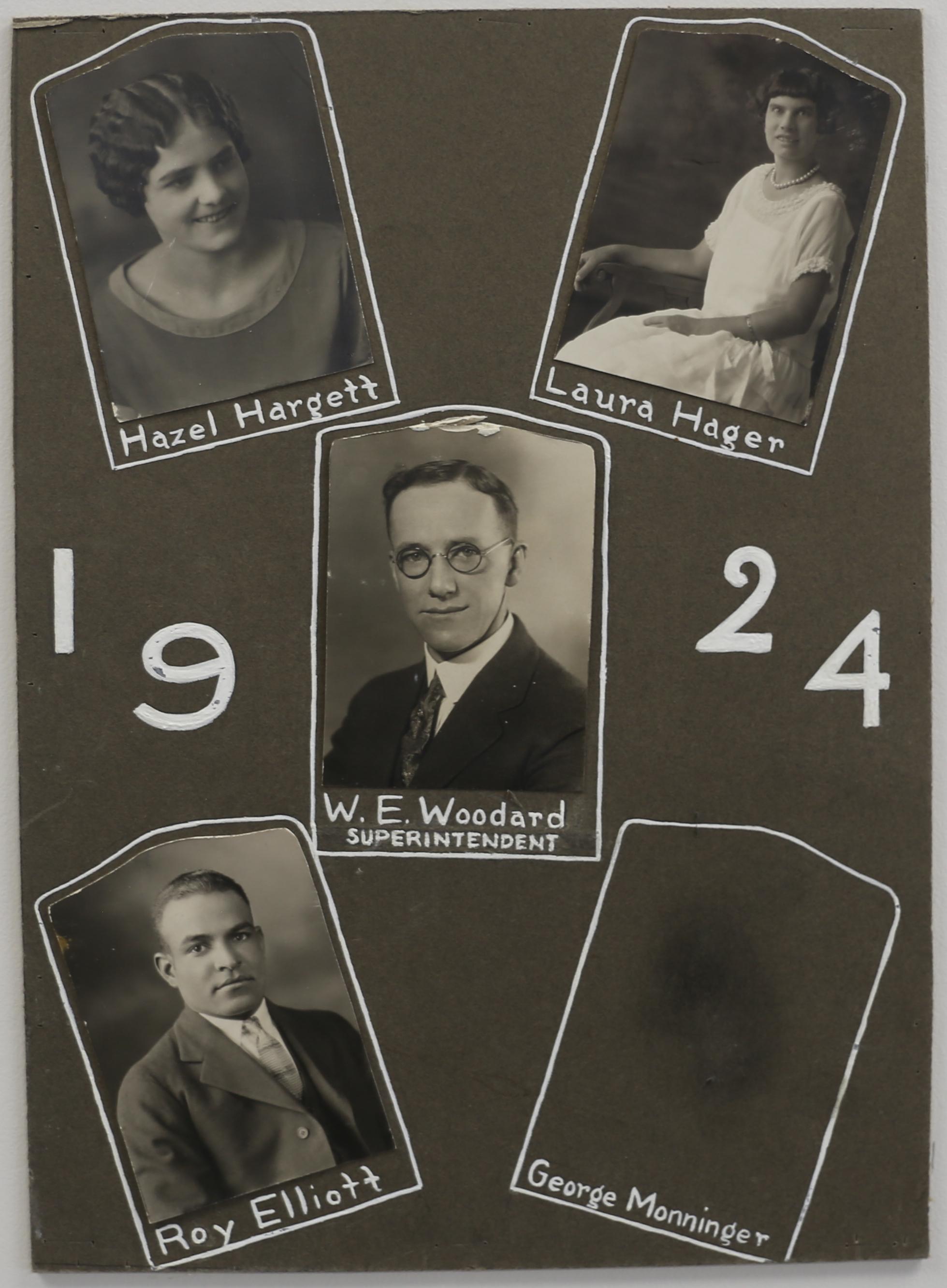 Montezuma Class of 1924