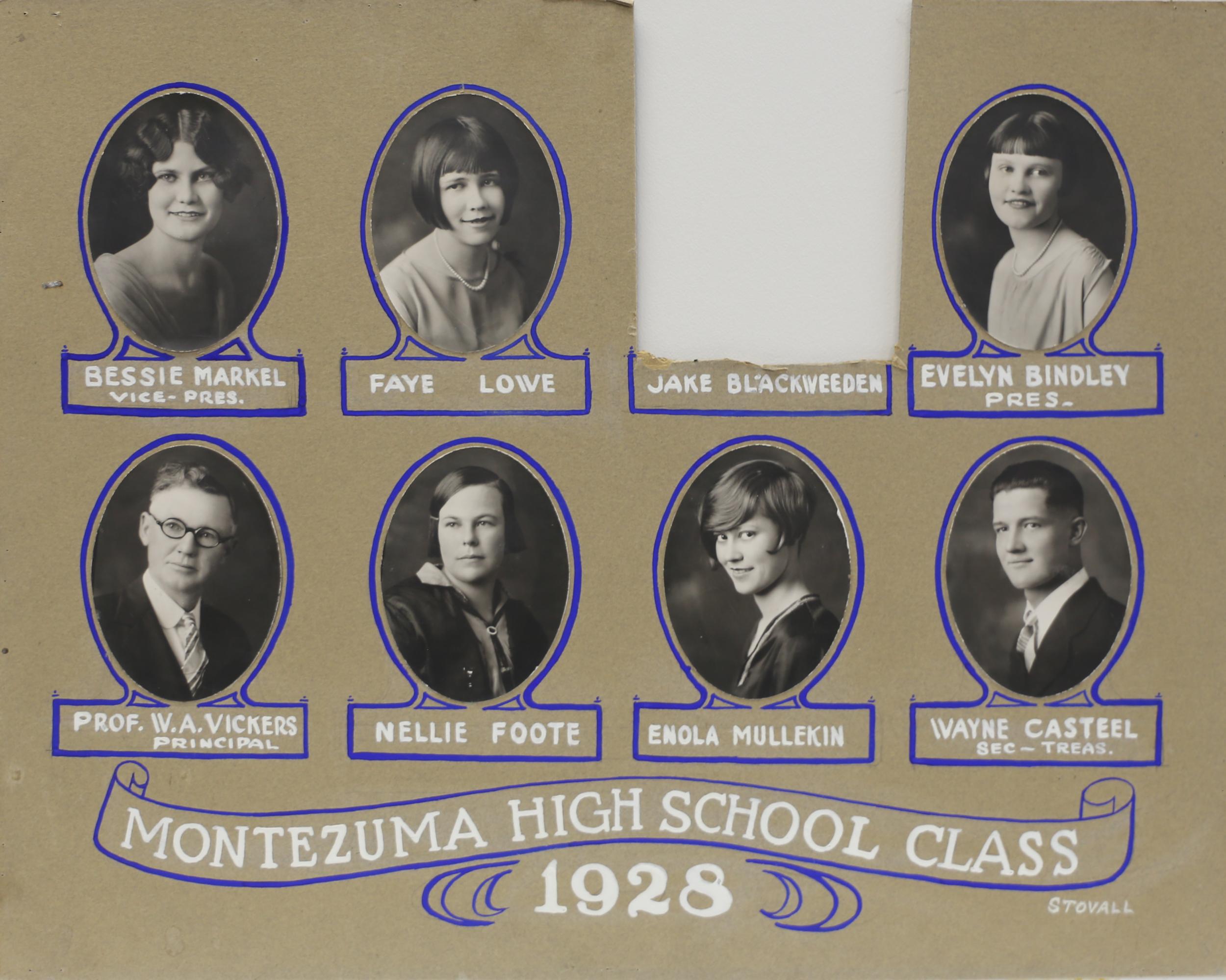 Montezuma GC 1928