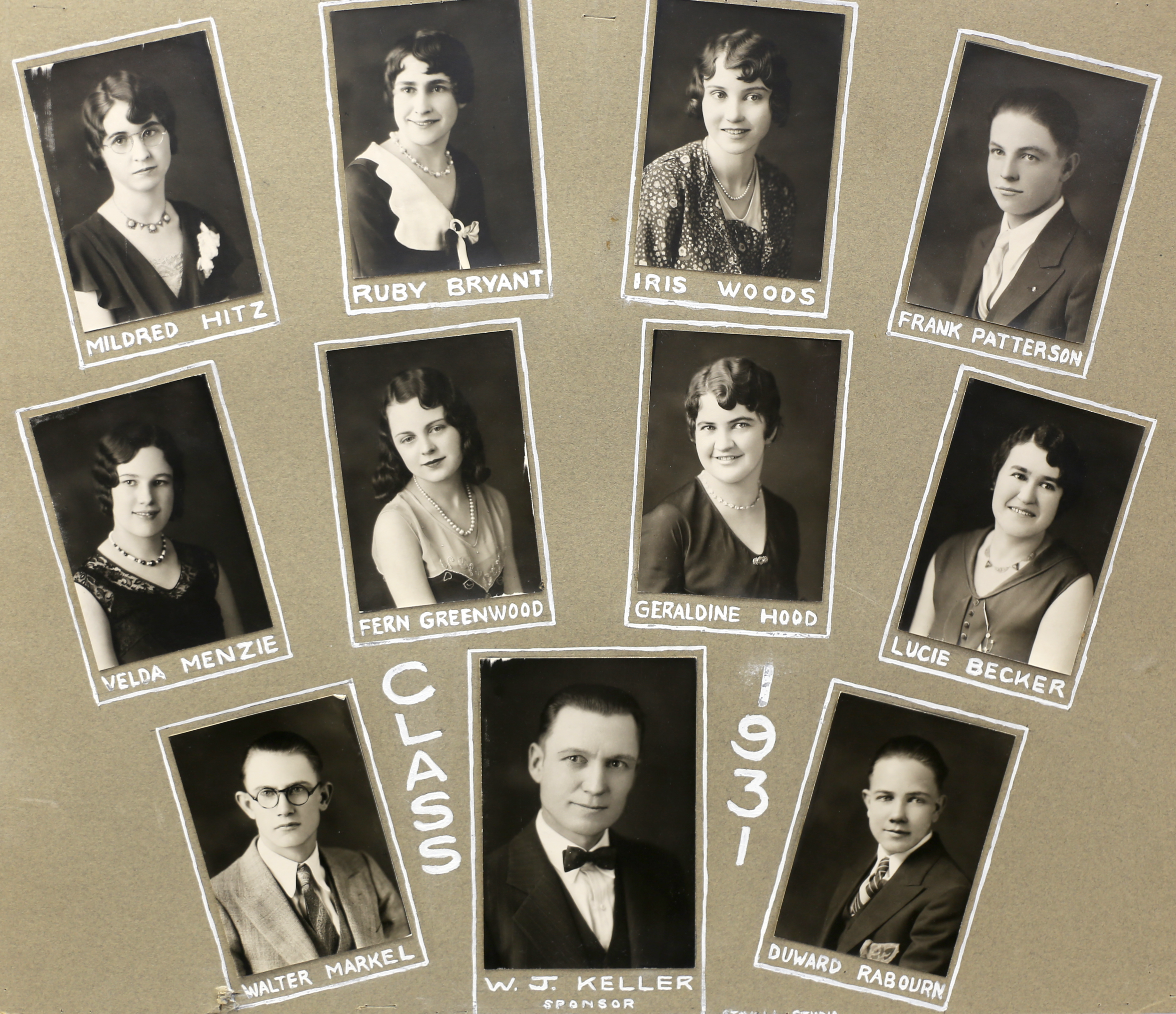 Montezuma GC 1931