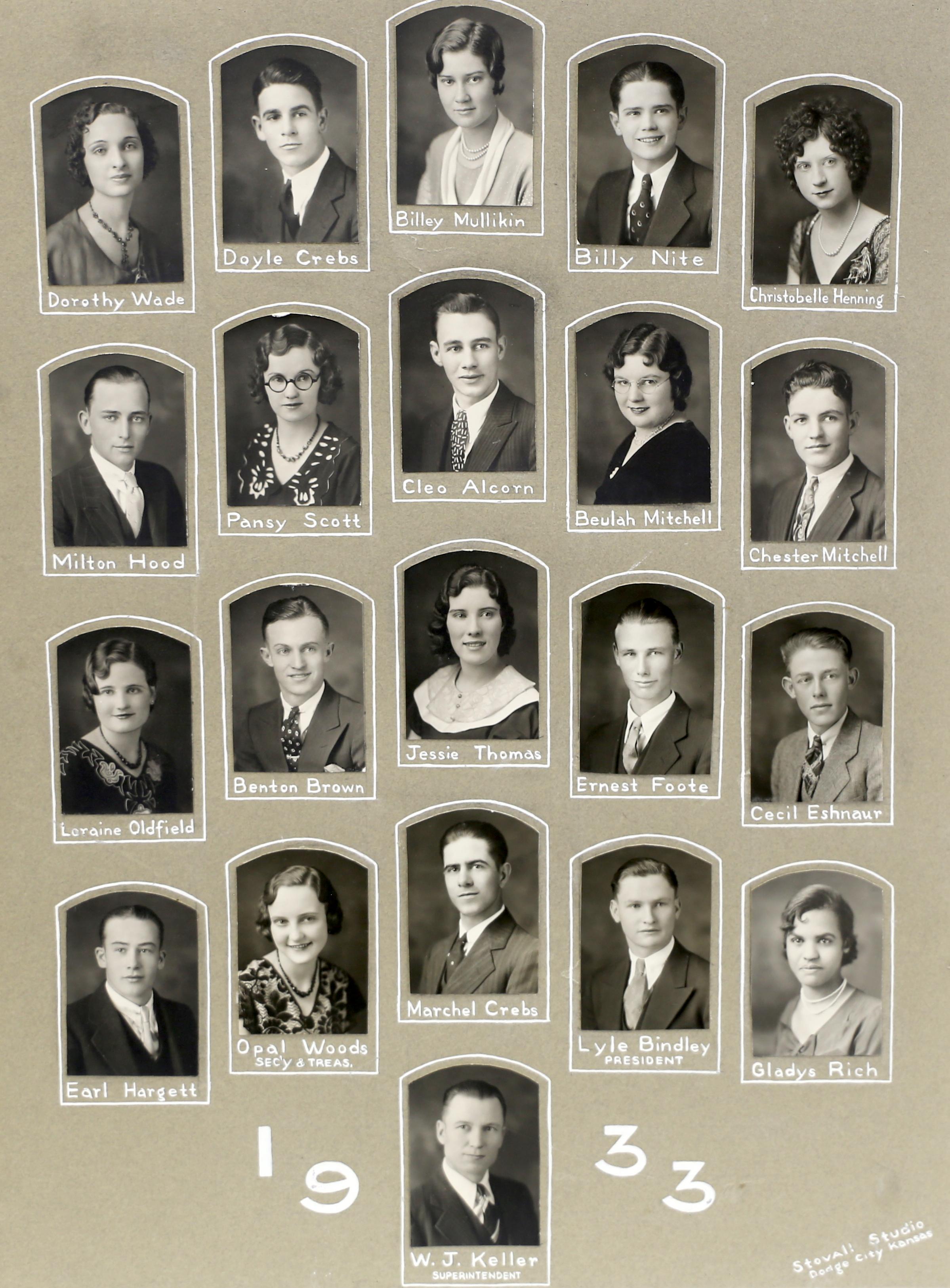 Montezuma GC 1933