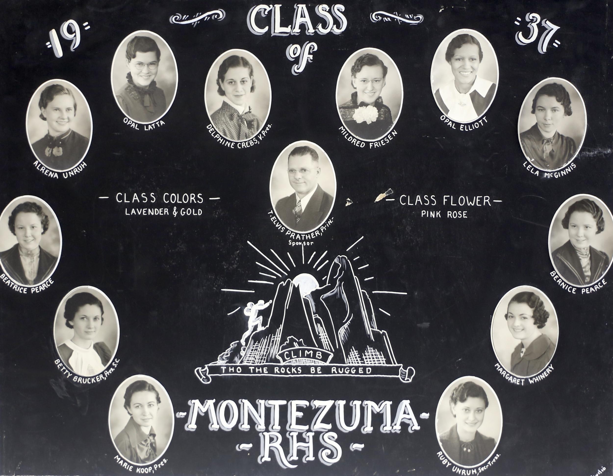 Montezuma GC 1937