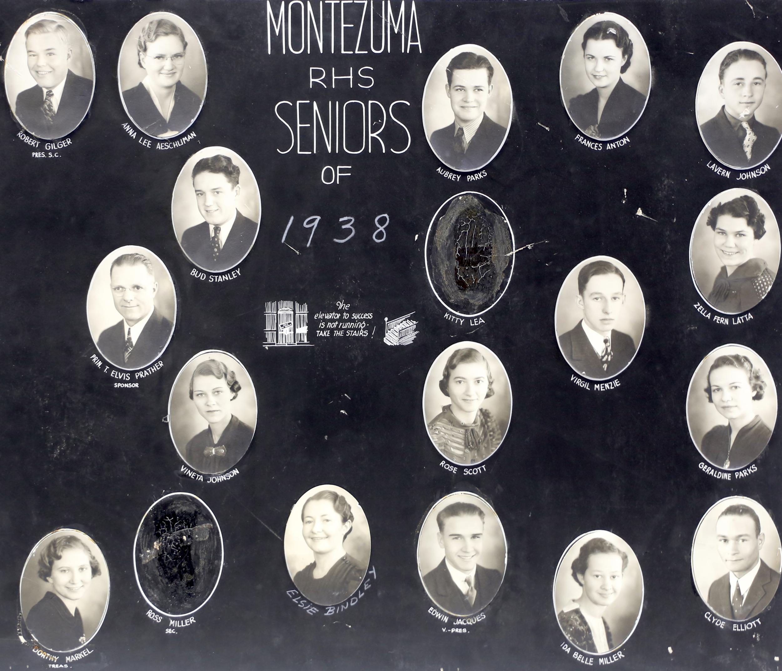 Montezuma GC 1938