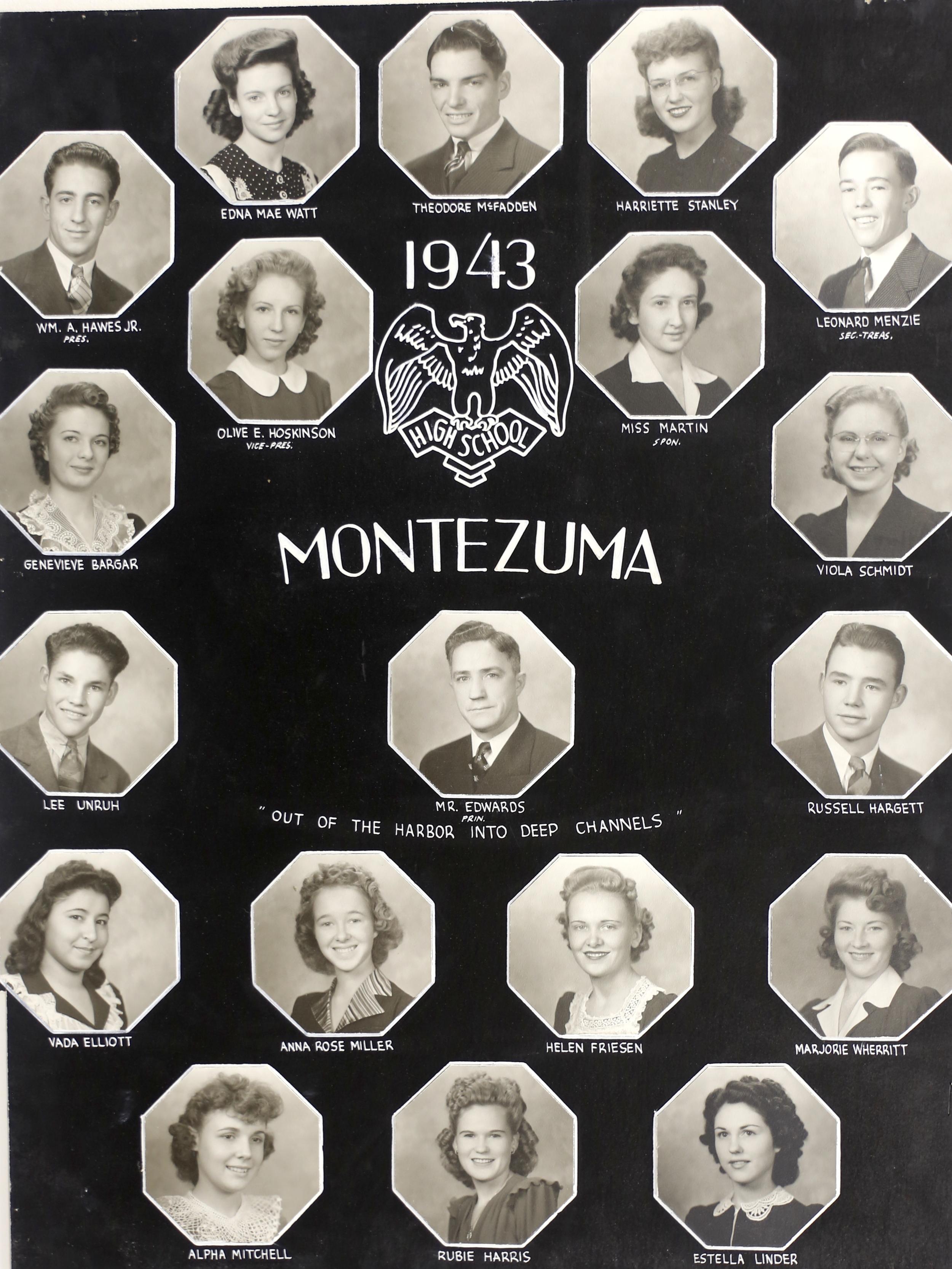 Montezuma GC 1943