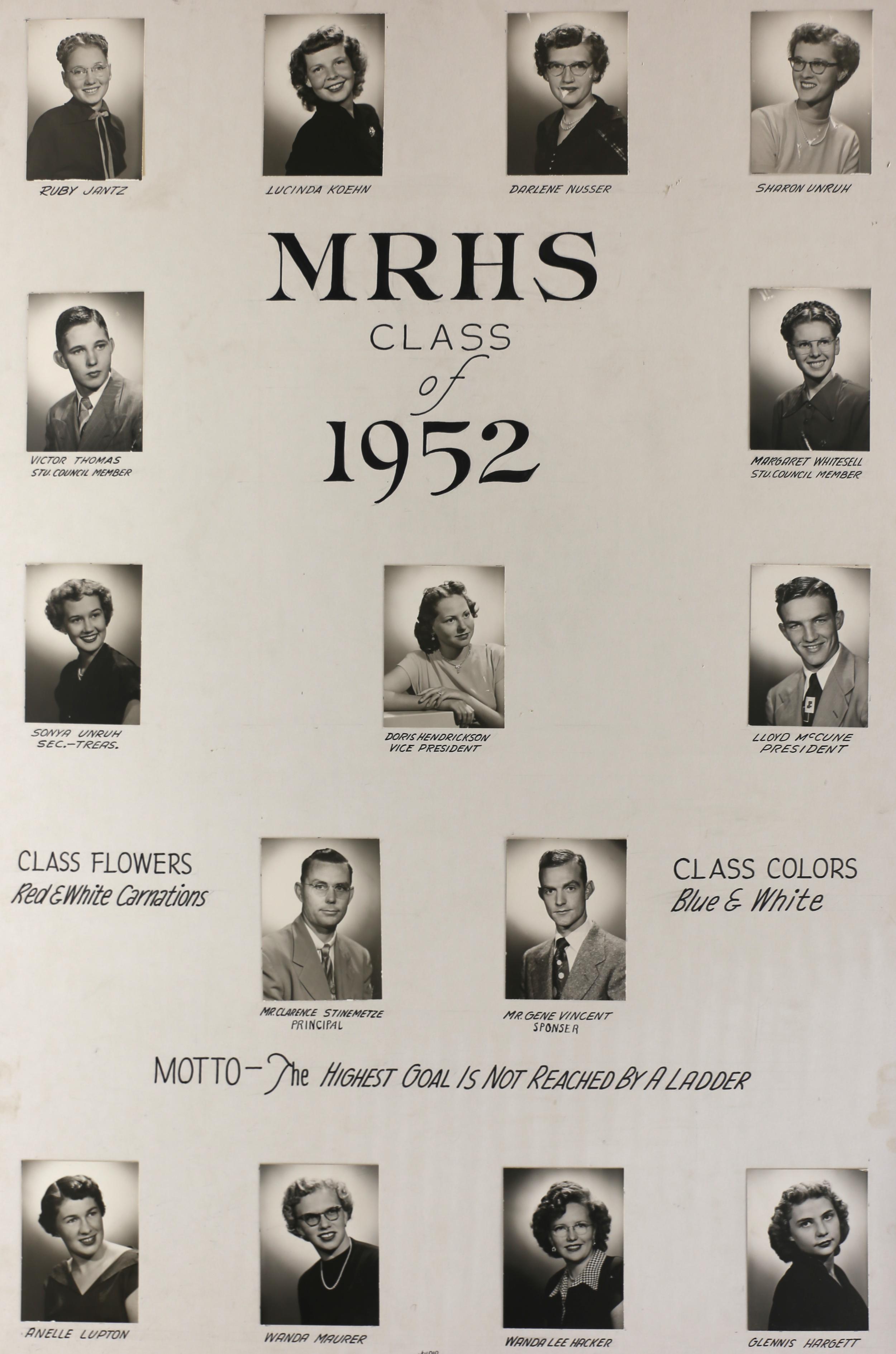 Montezuma GC 1952