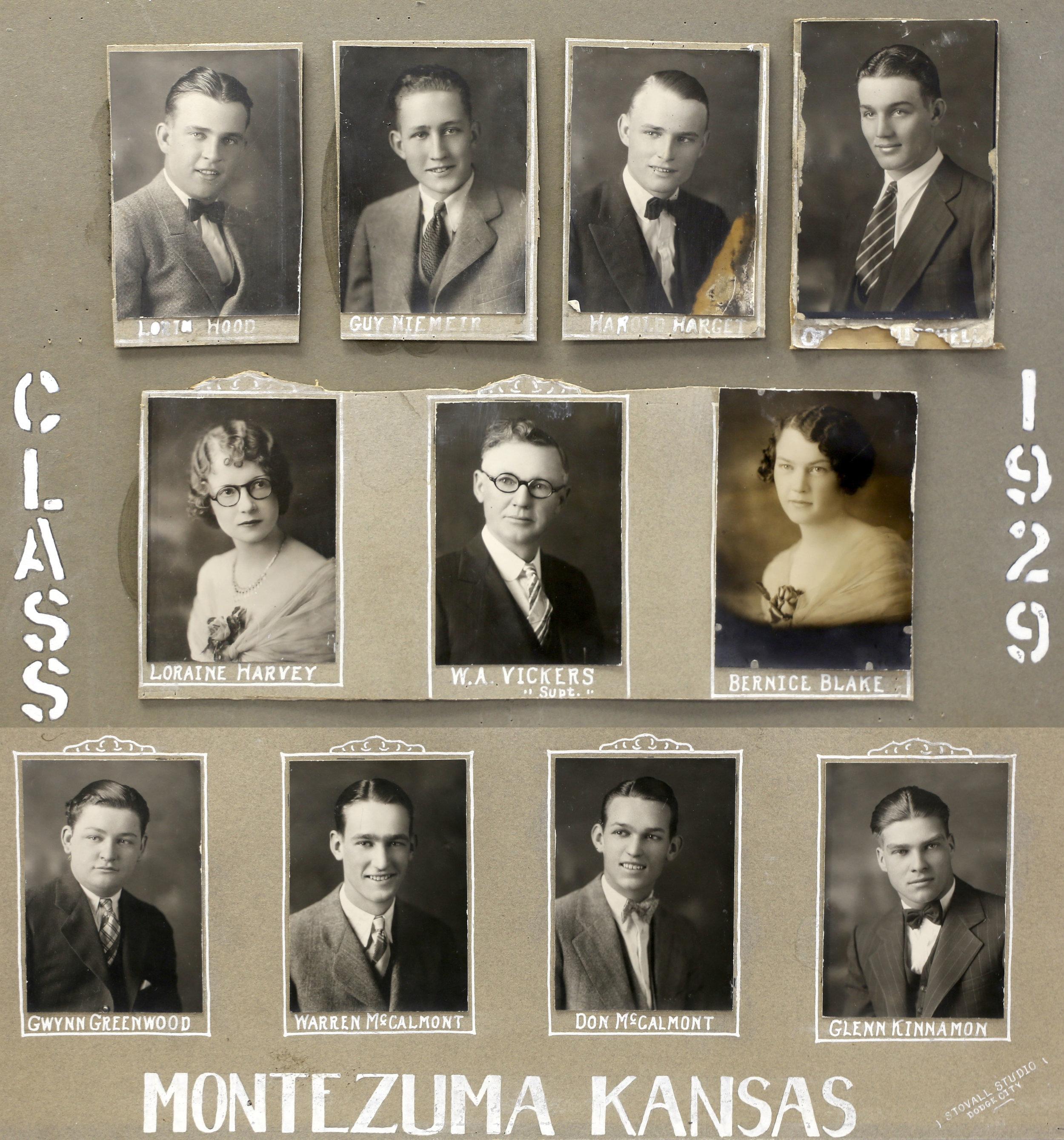 Montezuma GC 1929