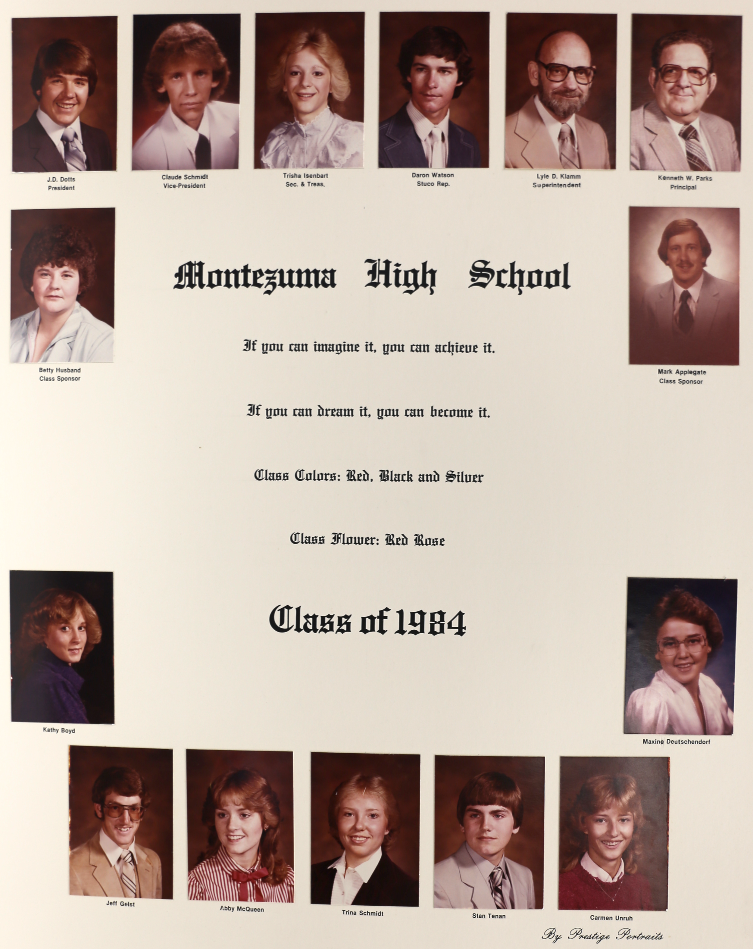 Montezuma GC 1984