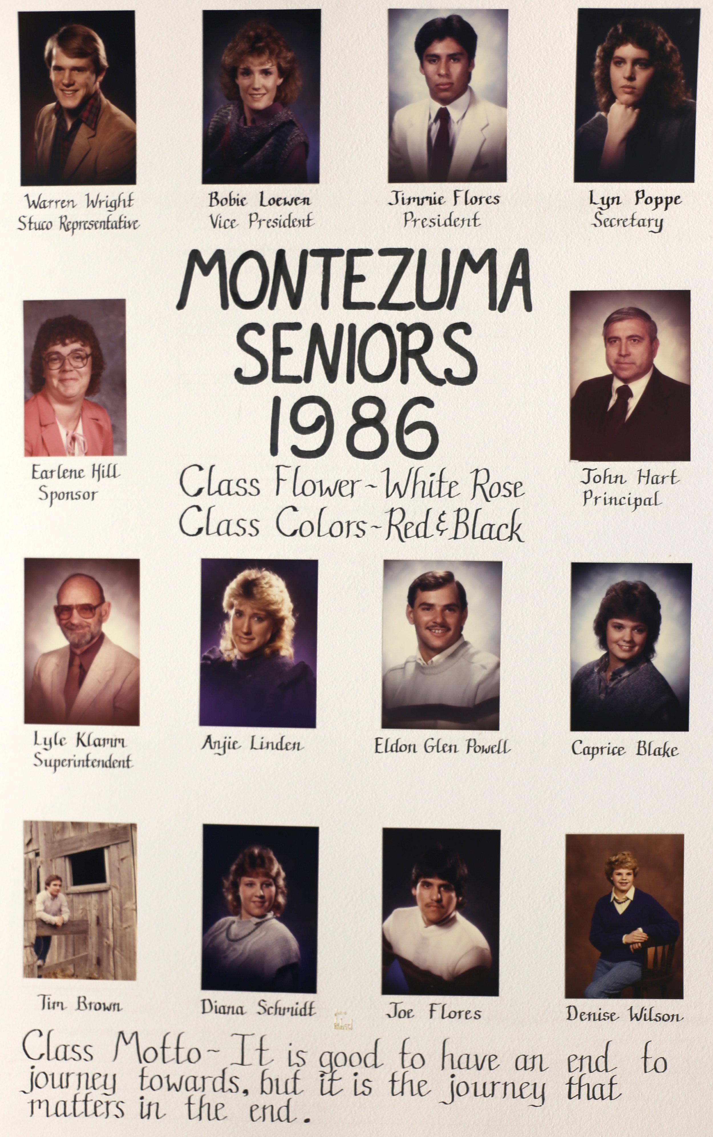 Montezuma GC 1986