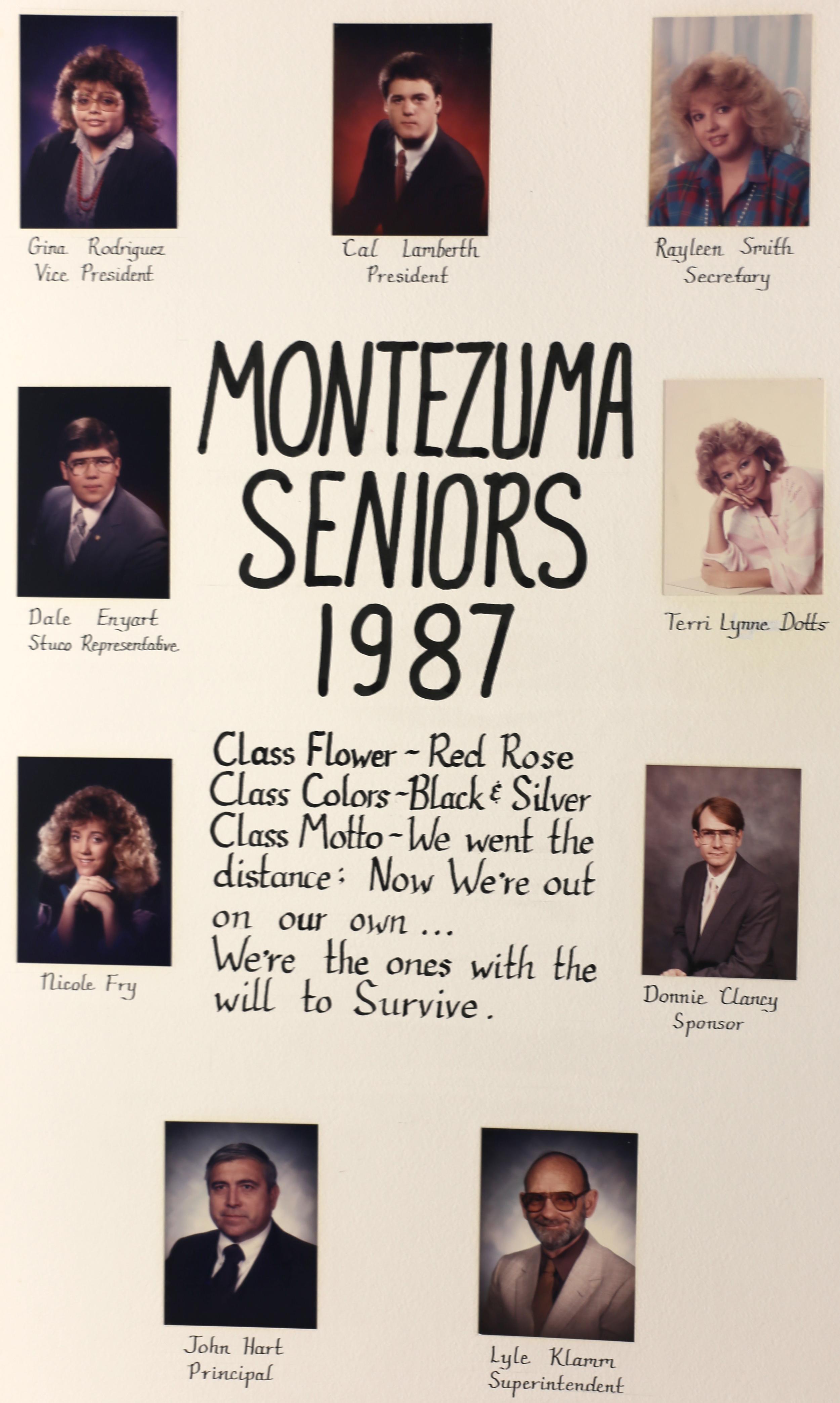 Montezuma GC 1987
