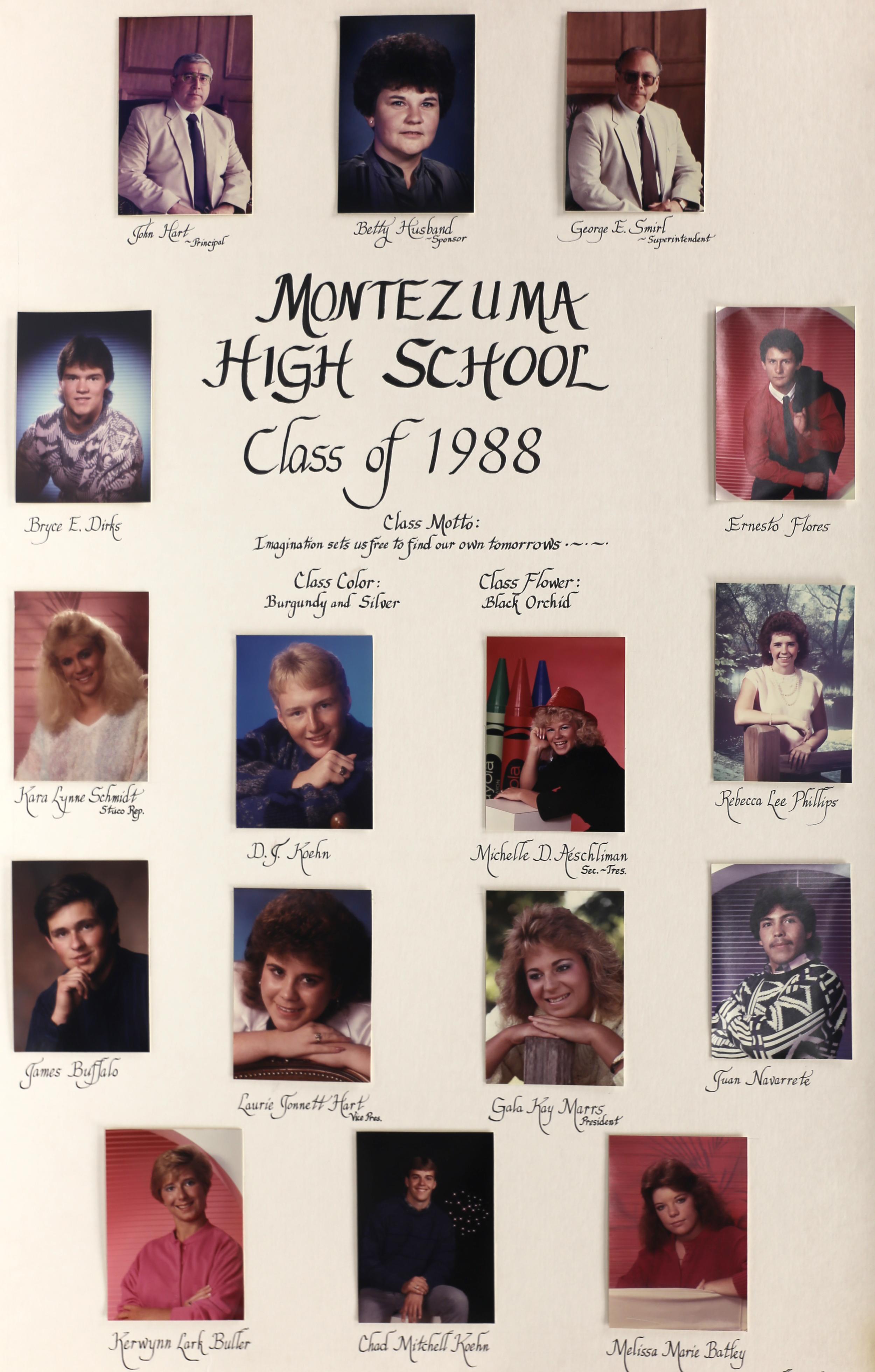 Montezuma GC 1988