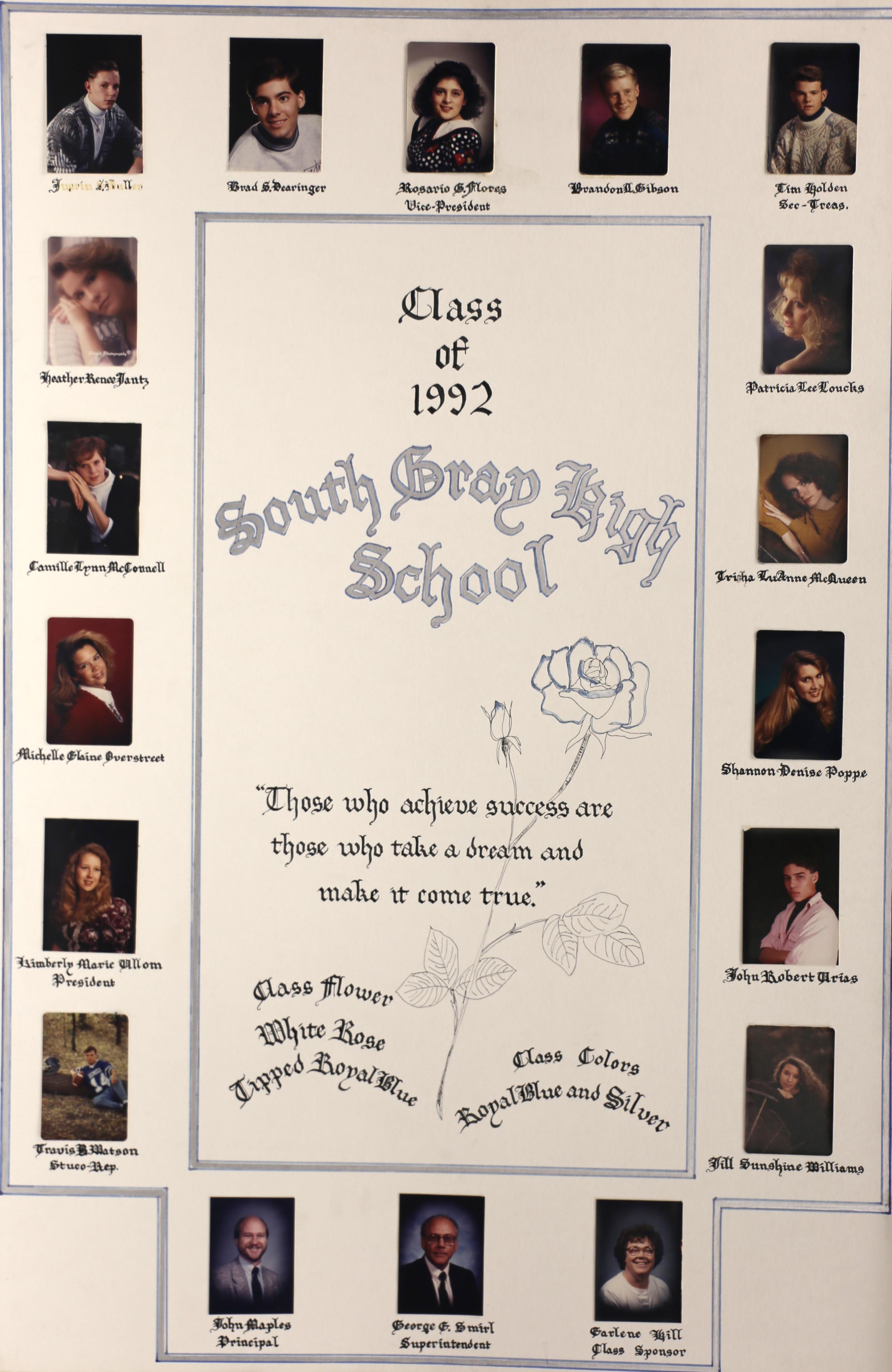 South Gray GC 1992