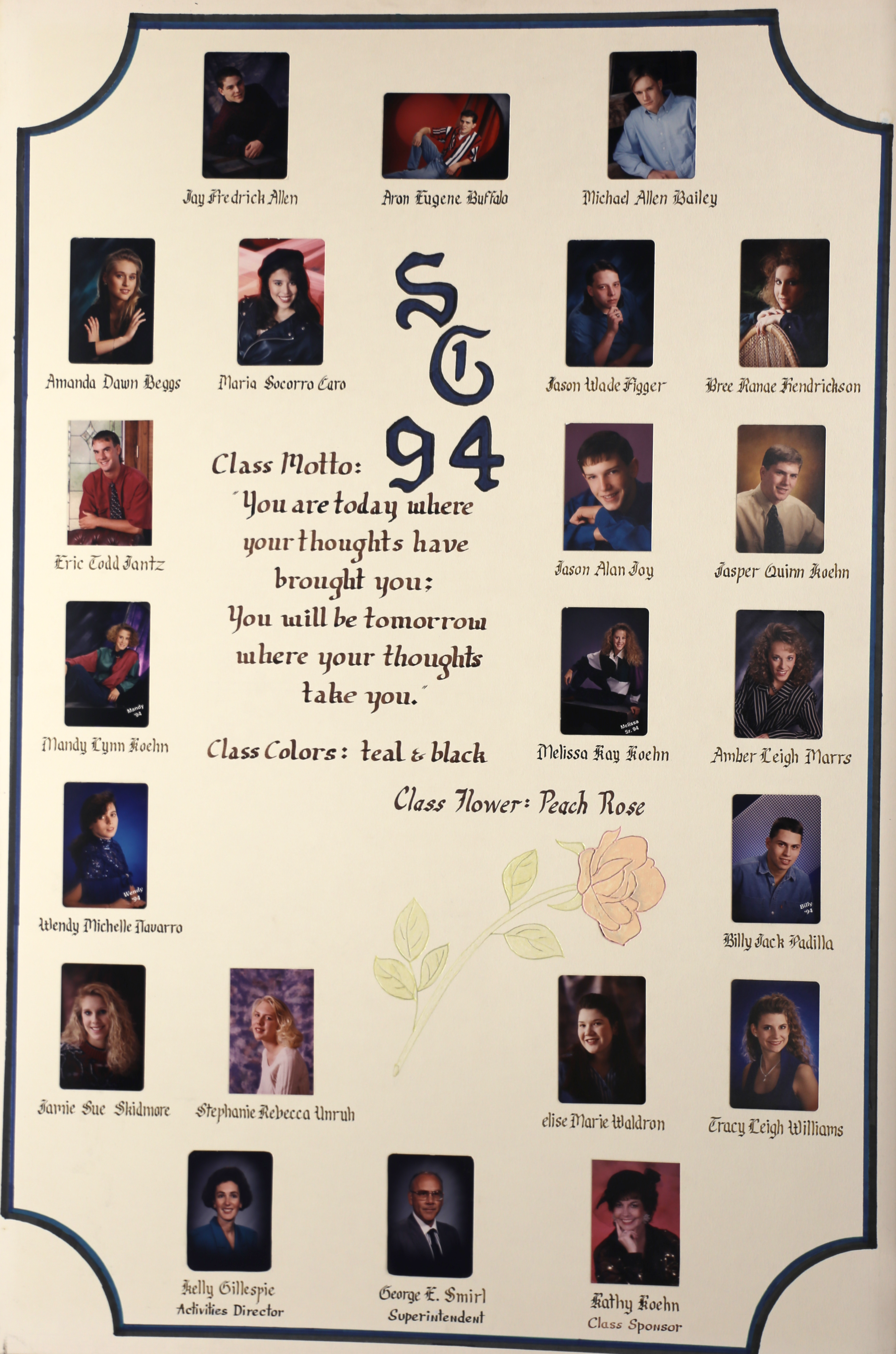 South Gray GC 1994