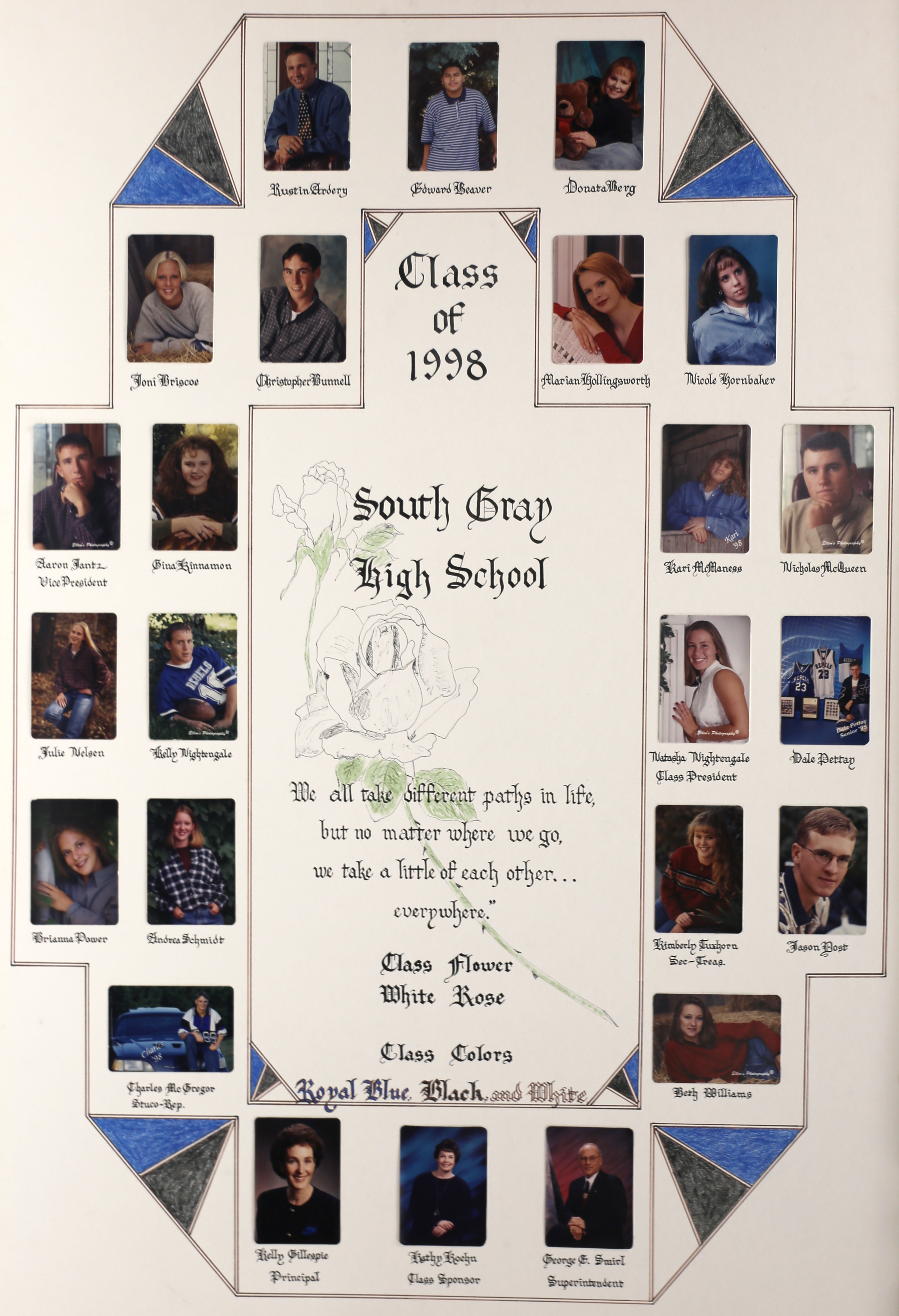 South Gray GC 1998