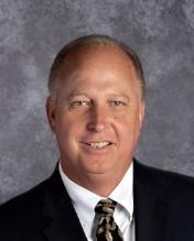 Jay Zehr, Superintendent