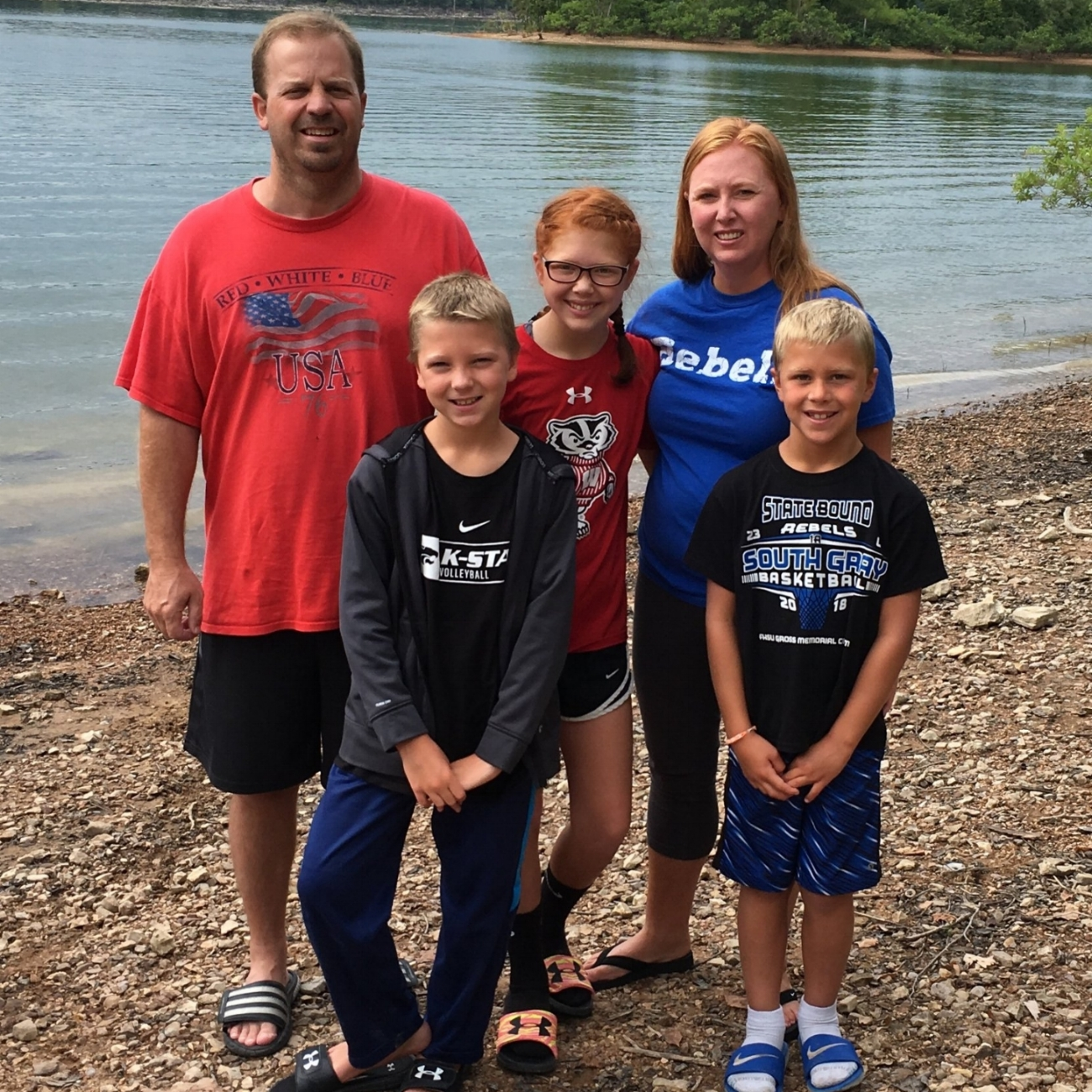 Mrs. Moyer -  I grew up in Bucklin.  I studied for my bachelors in elementary education at Fort Hays State.  I taught for 7 years before staying home with my babies.  My family moved to Montezuma in 2017.  My husband, Rick, and I have 3 children Kaylee (7th grade), Eli (4th grade), and Isaac (3rd grade).  This will be my 12th year of teaching.  I have taught anything from kindergarten to 3rd grade. I am excited to teach 3rd, 4th, and 5th Grade Math.