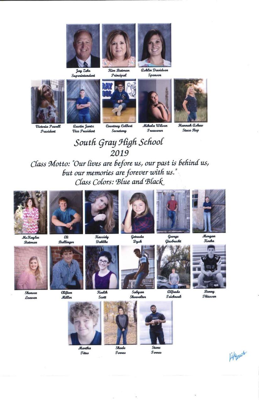 South Gray GC 2019