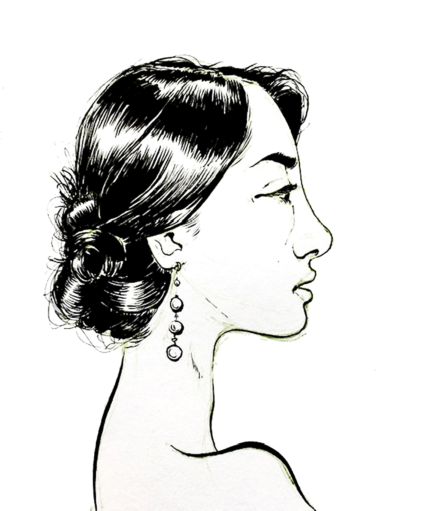 Girl with Earing .jpg